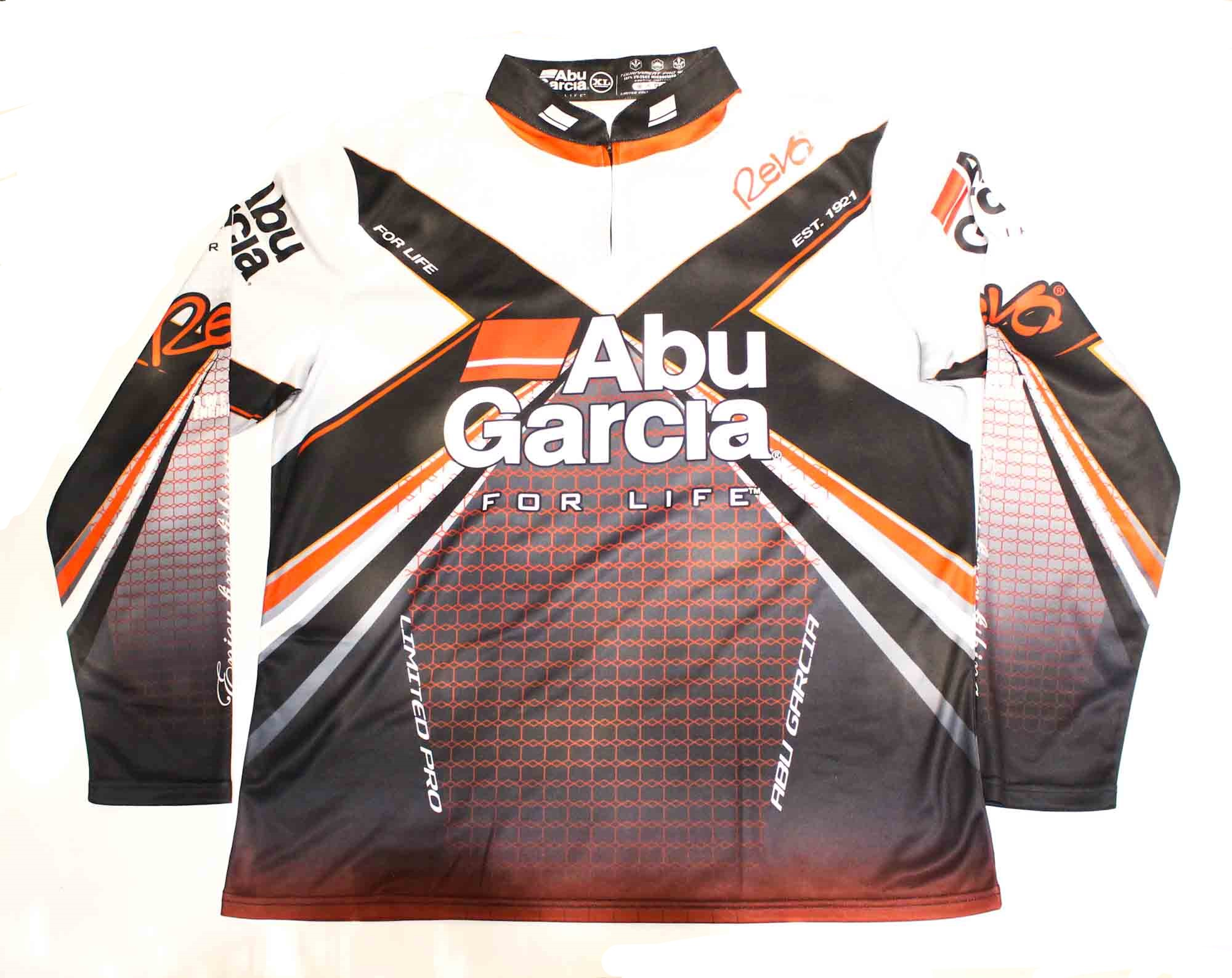 Abu Garcia Jersey Shirt Pro Size XL (5621)