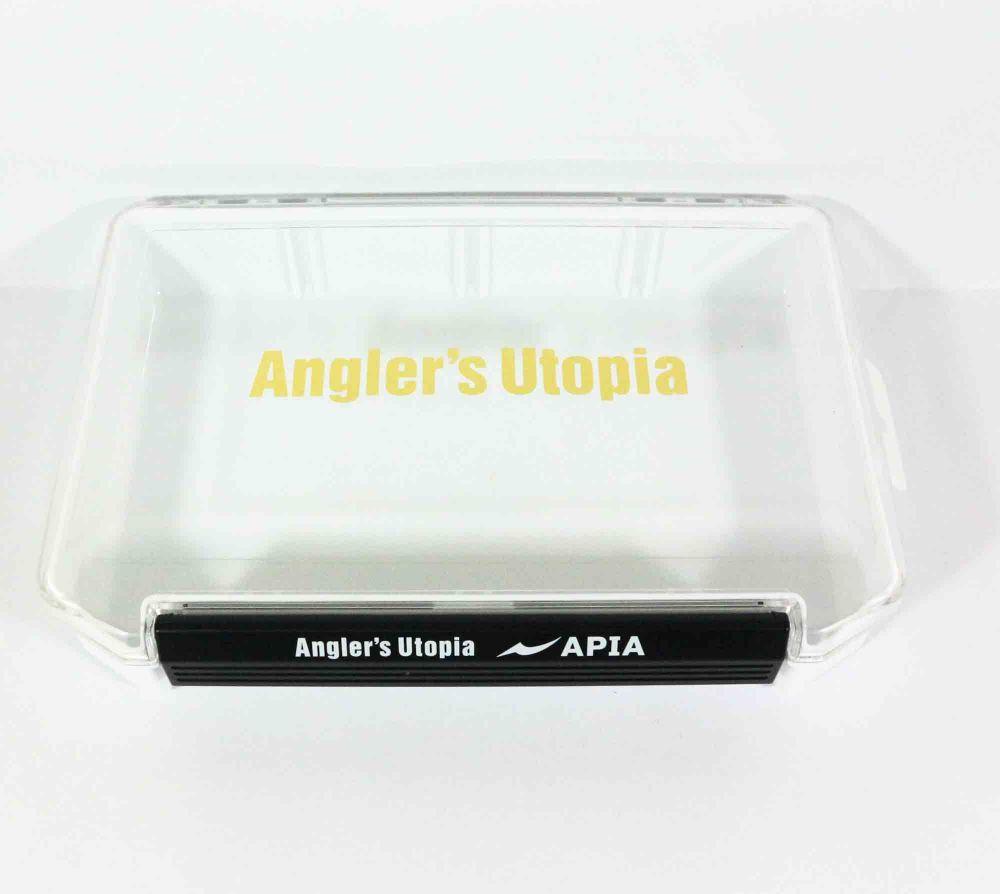 Apia Tackle Box Lure Case VS-3010NDM 205 x 145 x 40 mm White (0795)