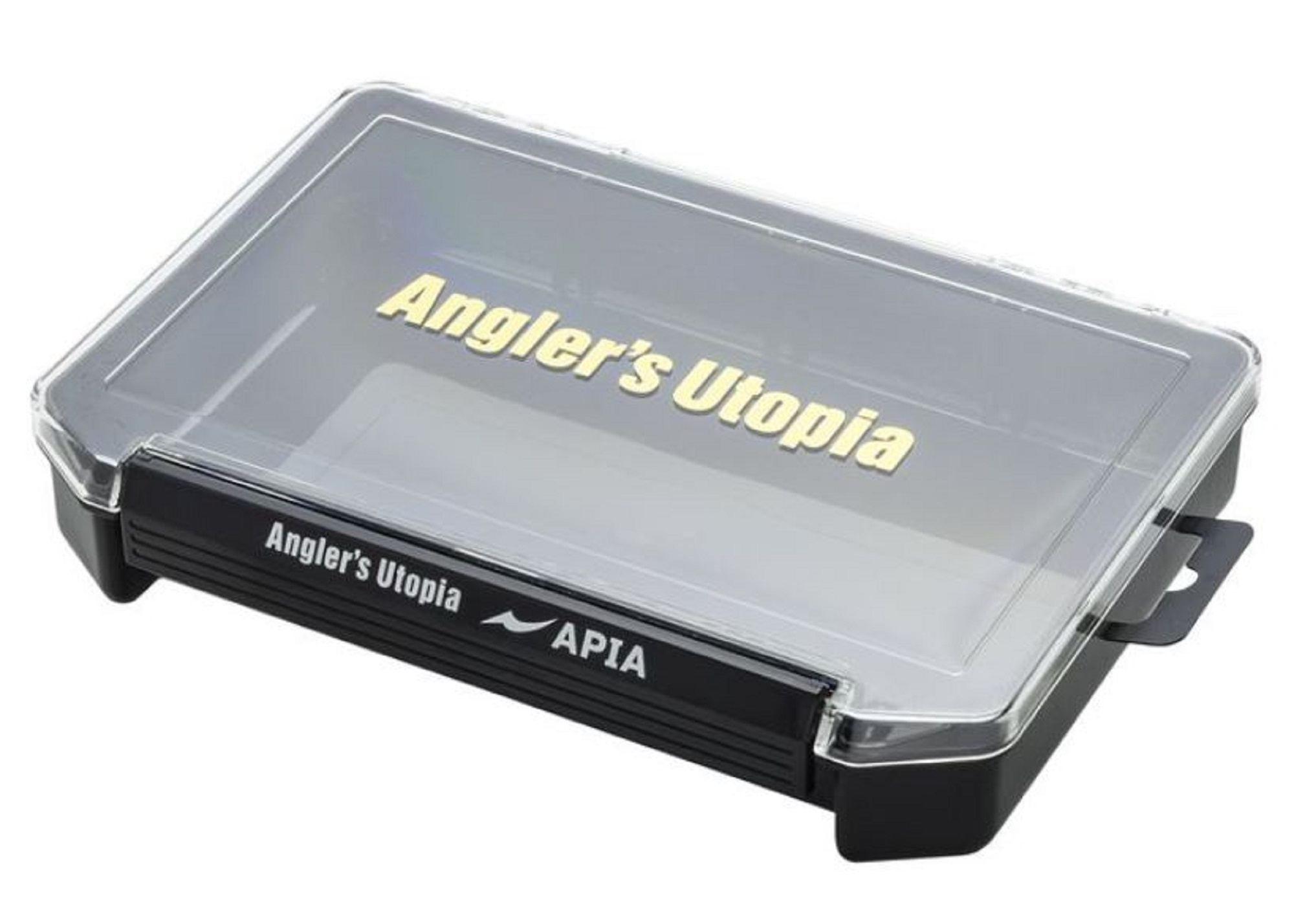 Apia Tackle Box Lure Case VS-3010NDDM 205 x 145 x 60 mm Black (1198)