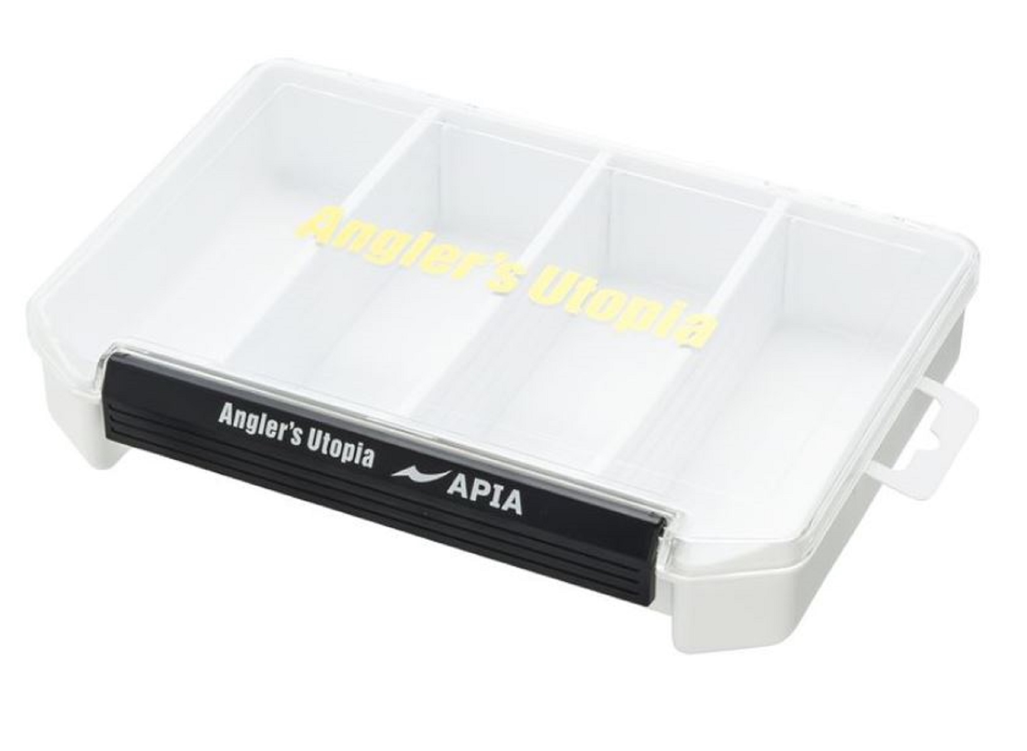 Apia Tackle Box Lure Case VS-3010NDDM 205 x 145 x 60 mm White (1204)