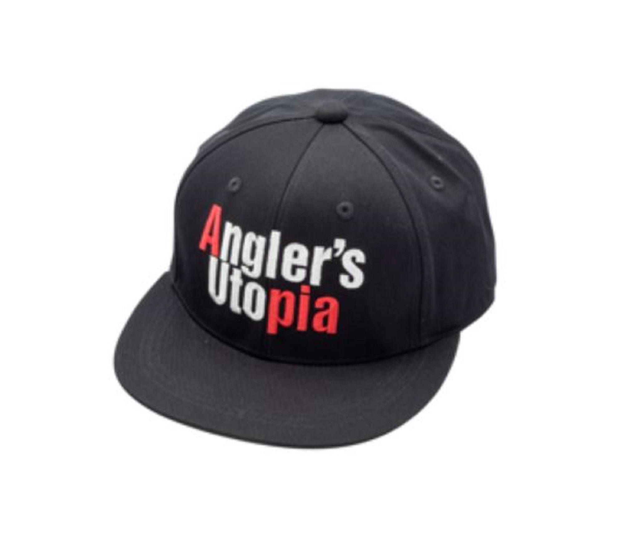 Apia Cap Flat Cap Free Size Black (0665)