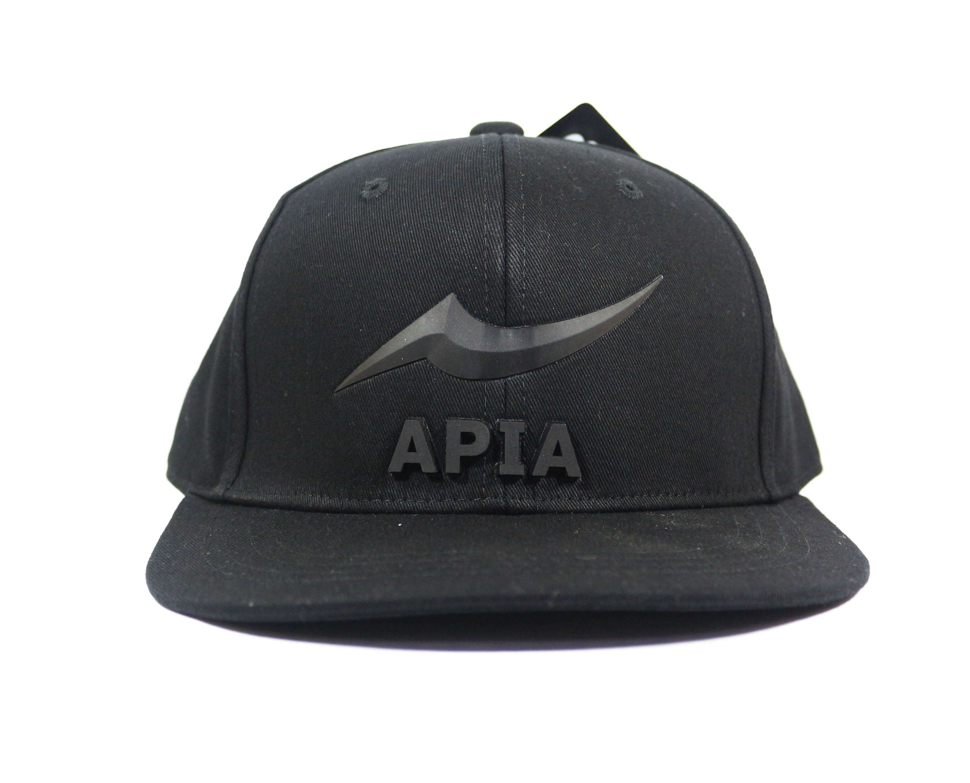 Apia Cap HF Flat-Cap Free Size Black Black (9280)