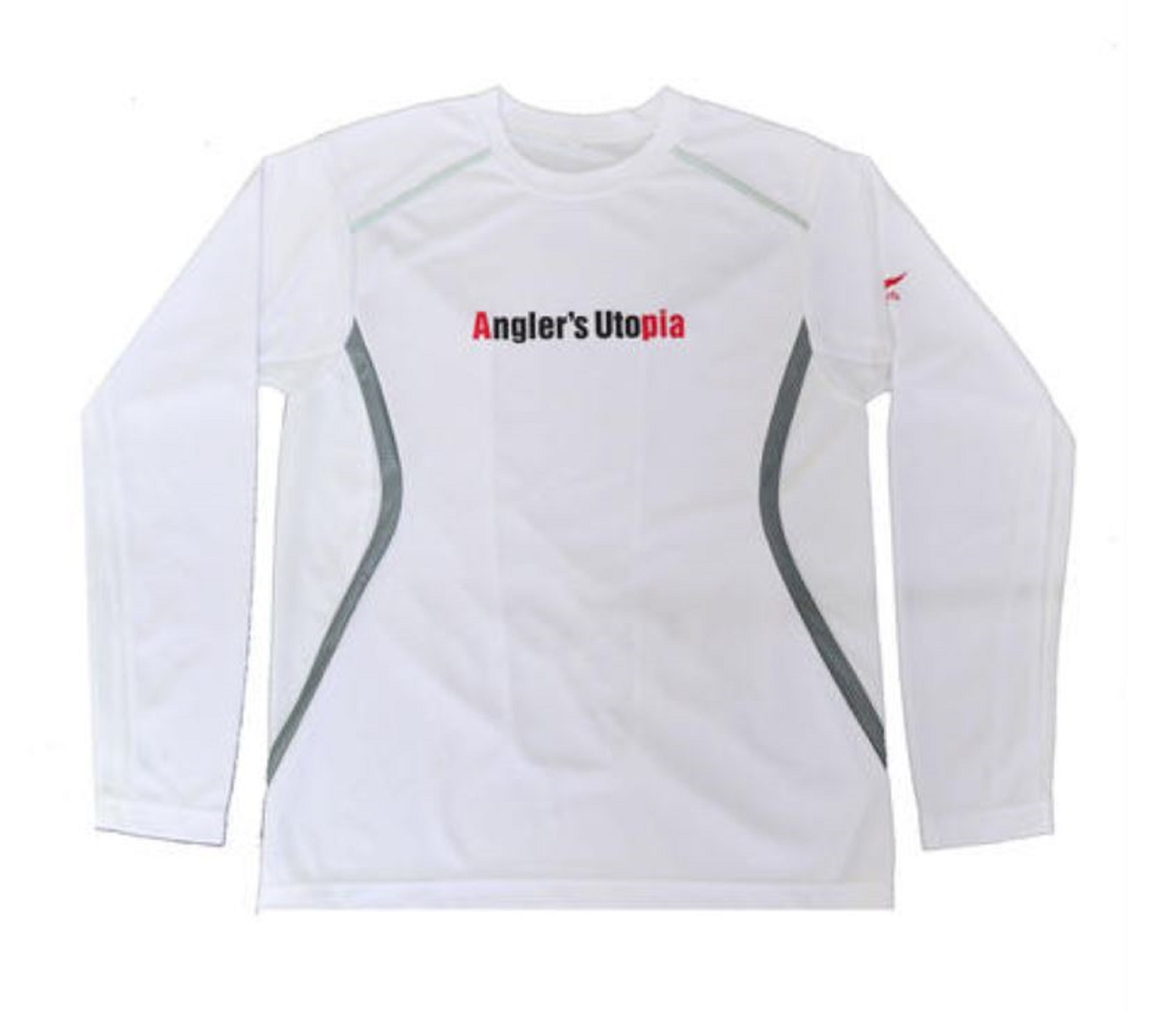 Apia T-Shirt Dry Long Sleeve Size L White (9846)