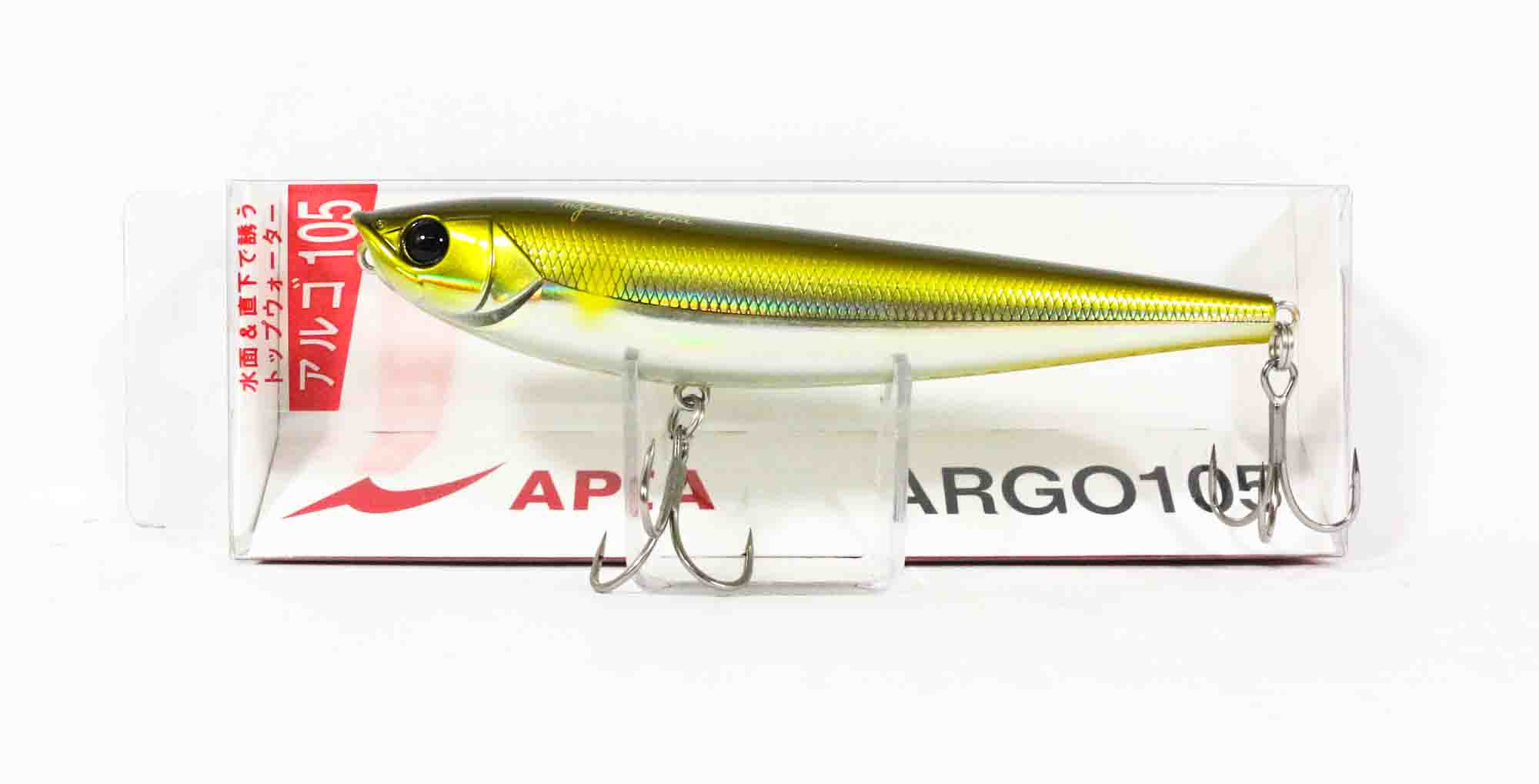 Apia Argo 105 Floating Lure 08 (0535)
