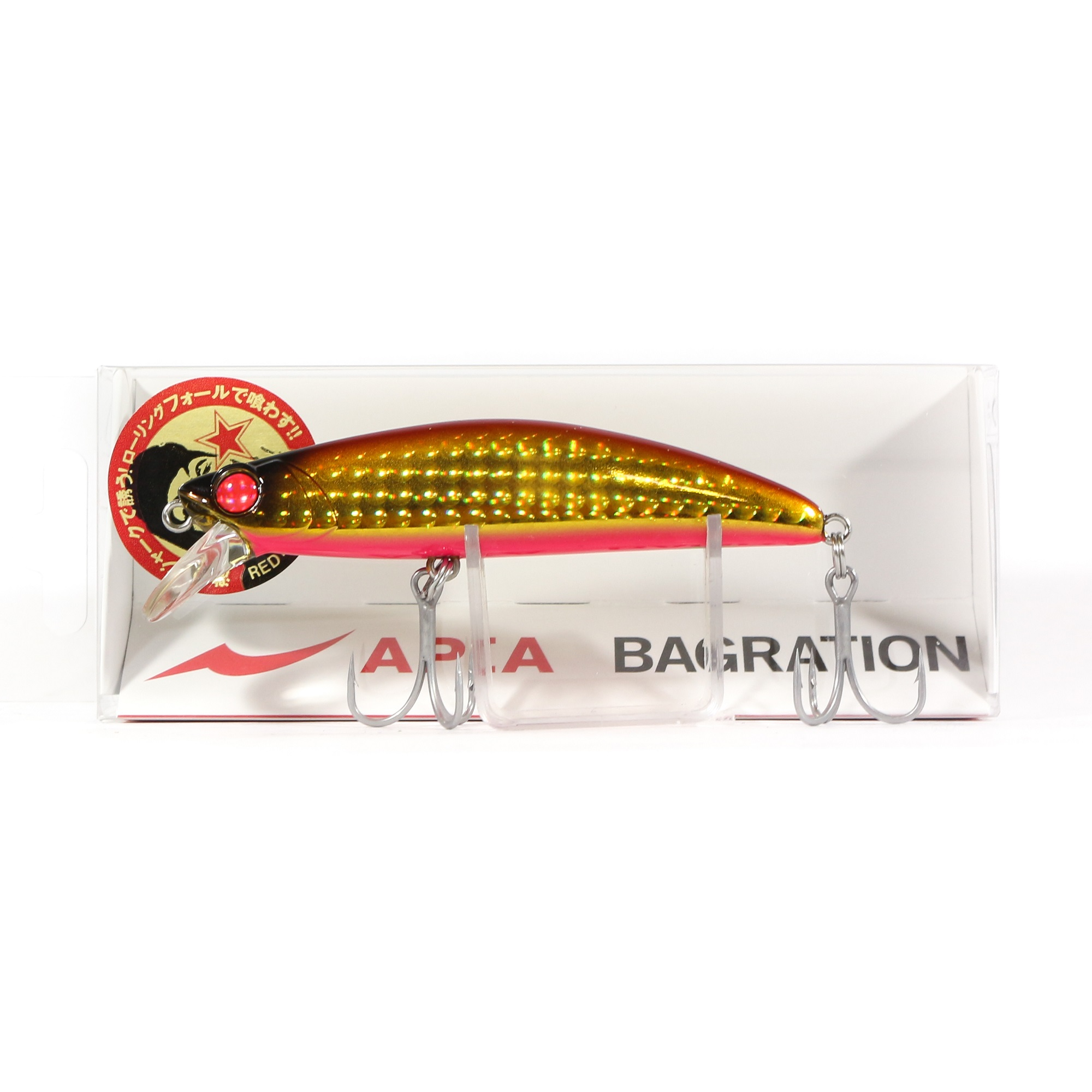 Apia Bagration 80 Sinking Lure 16 (6715)