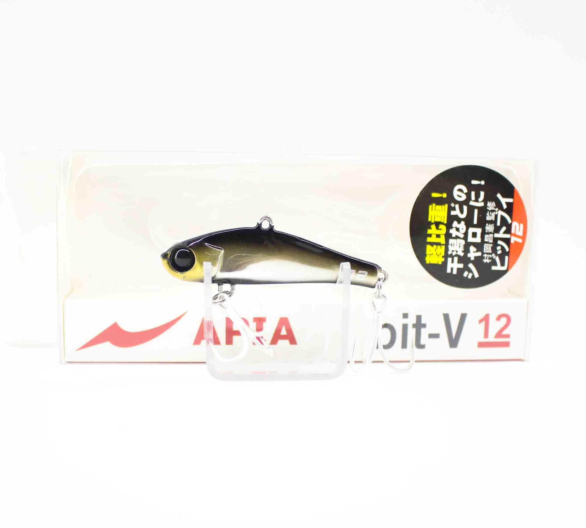 Apia Bit-V Metal Vibration 12 grams Sinking Lure 18 (0610)