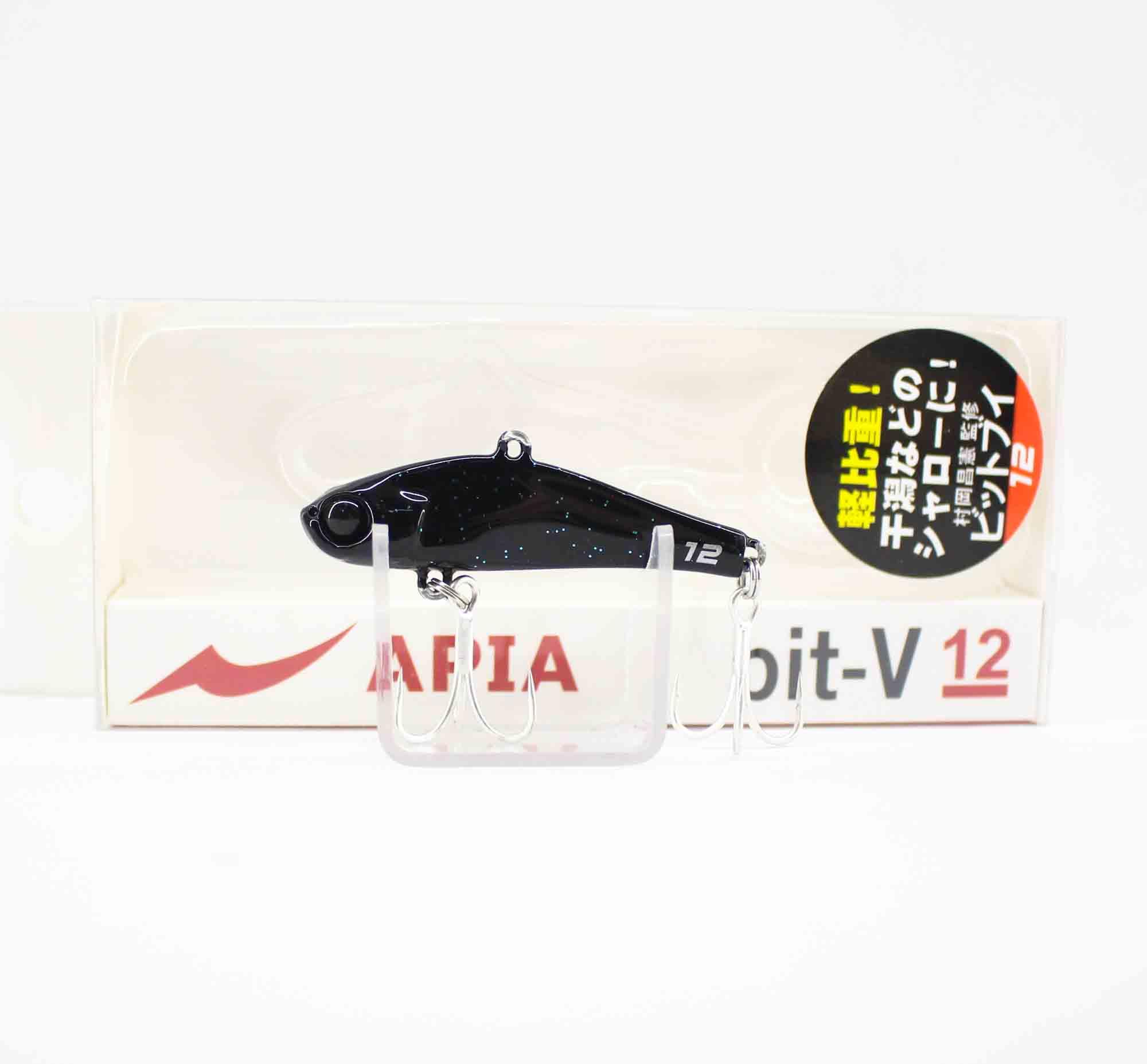 Apia Bit-V Metal Vibration 12 grams Sinking Lure 19 (0627)