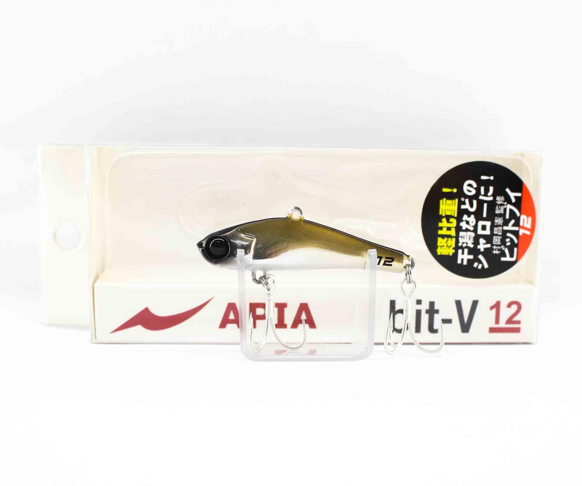 Apia Bit-V Metal Vibration 12 grams Sinking Lure 004 (5275)