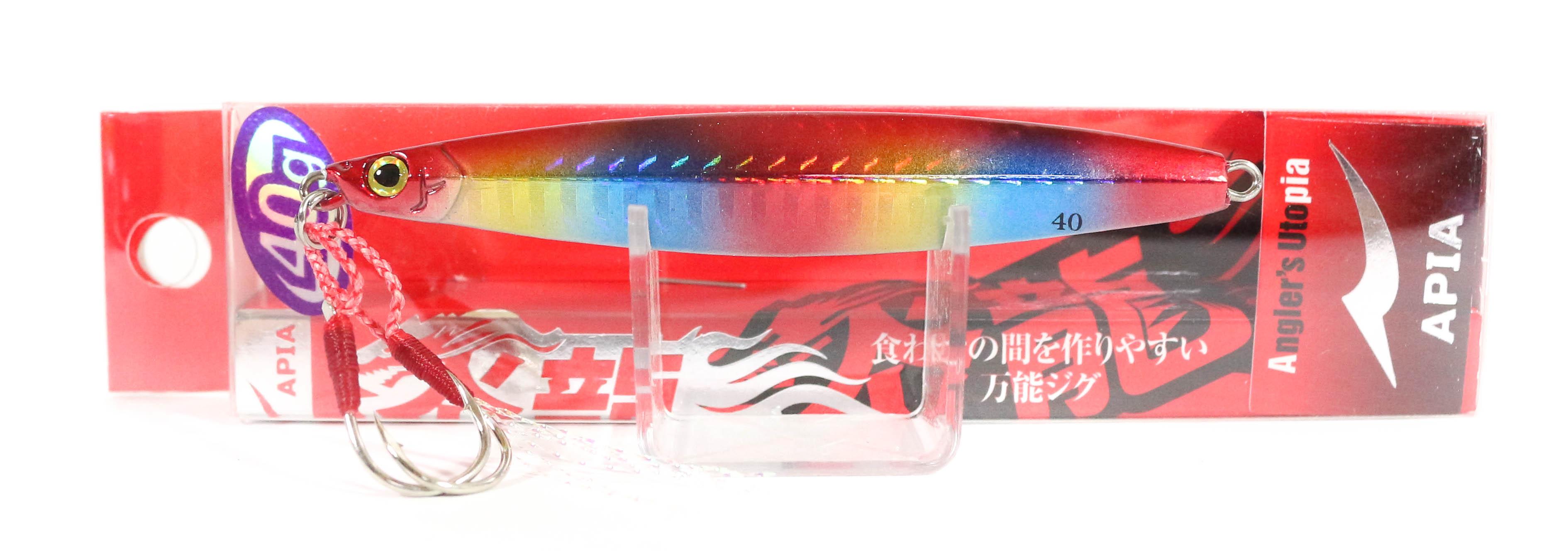 Sale Apia Metal Jig Enryu 40 grams 01 (8160)