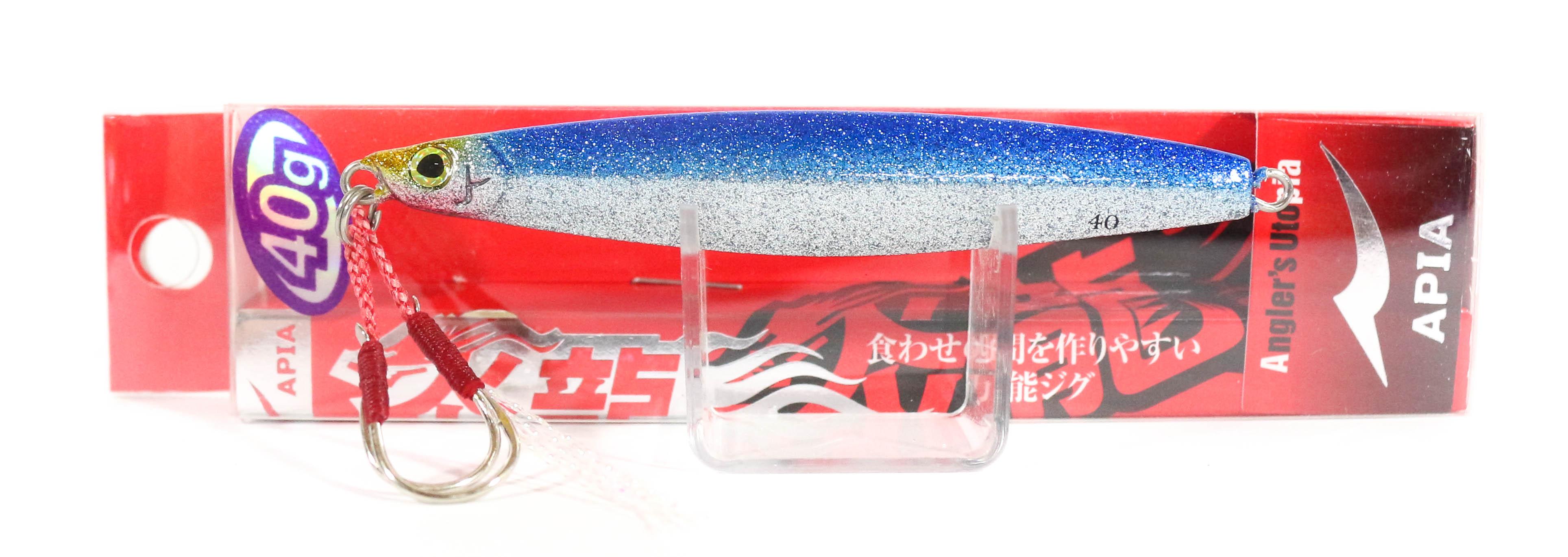 Sale Apia Metal Jig Enryu 40 grams 02 (8177)