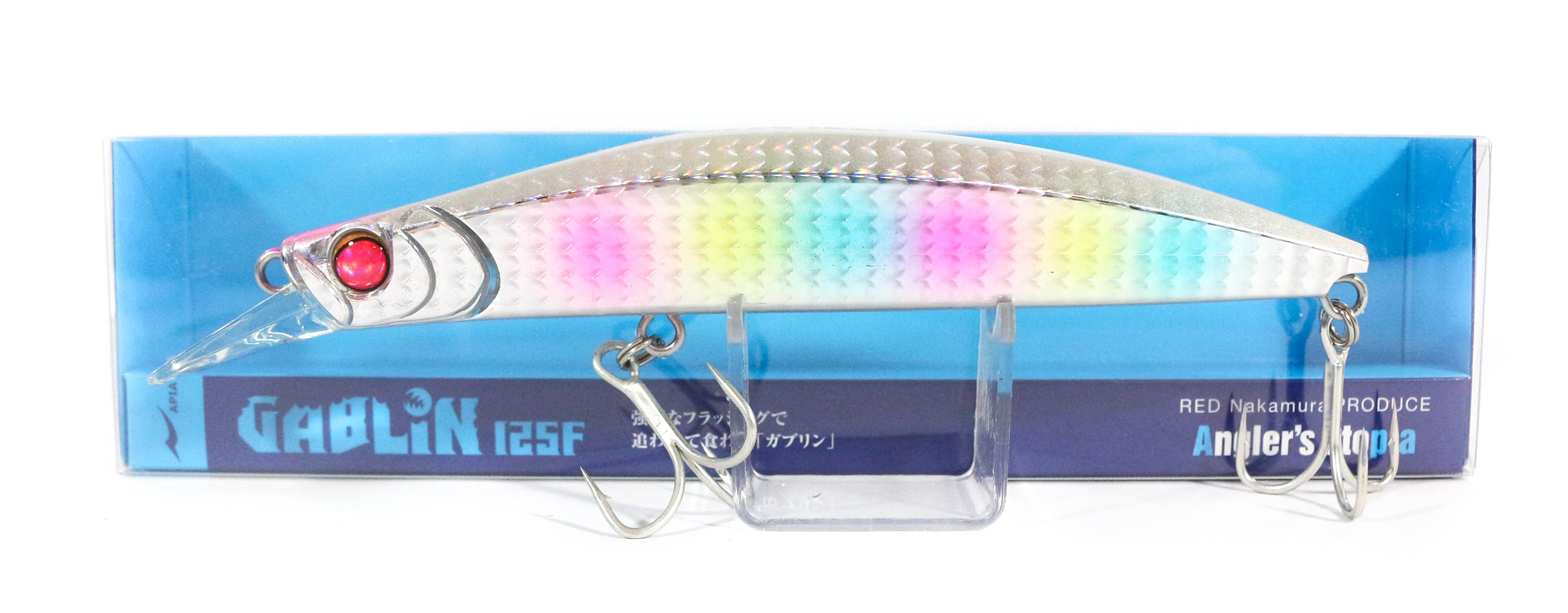 Sale Apia Gablin 125F Floating Lure 06 (7279)
