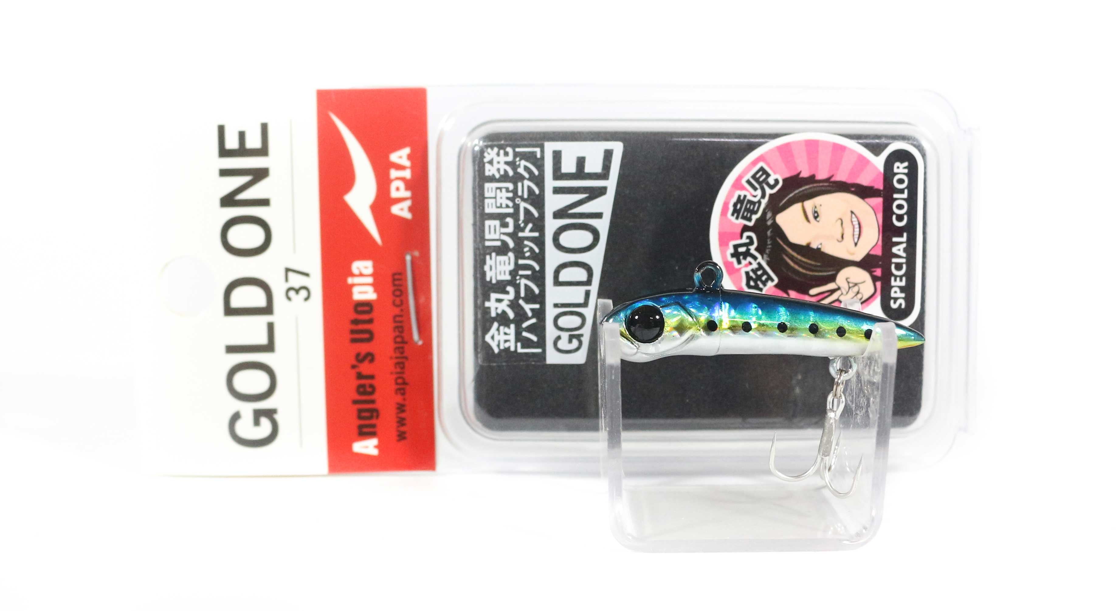 Apia Gold One 37 Sinking Lure 07 (3226)