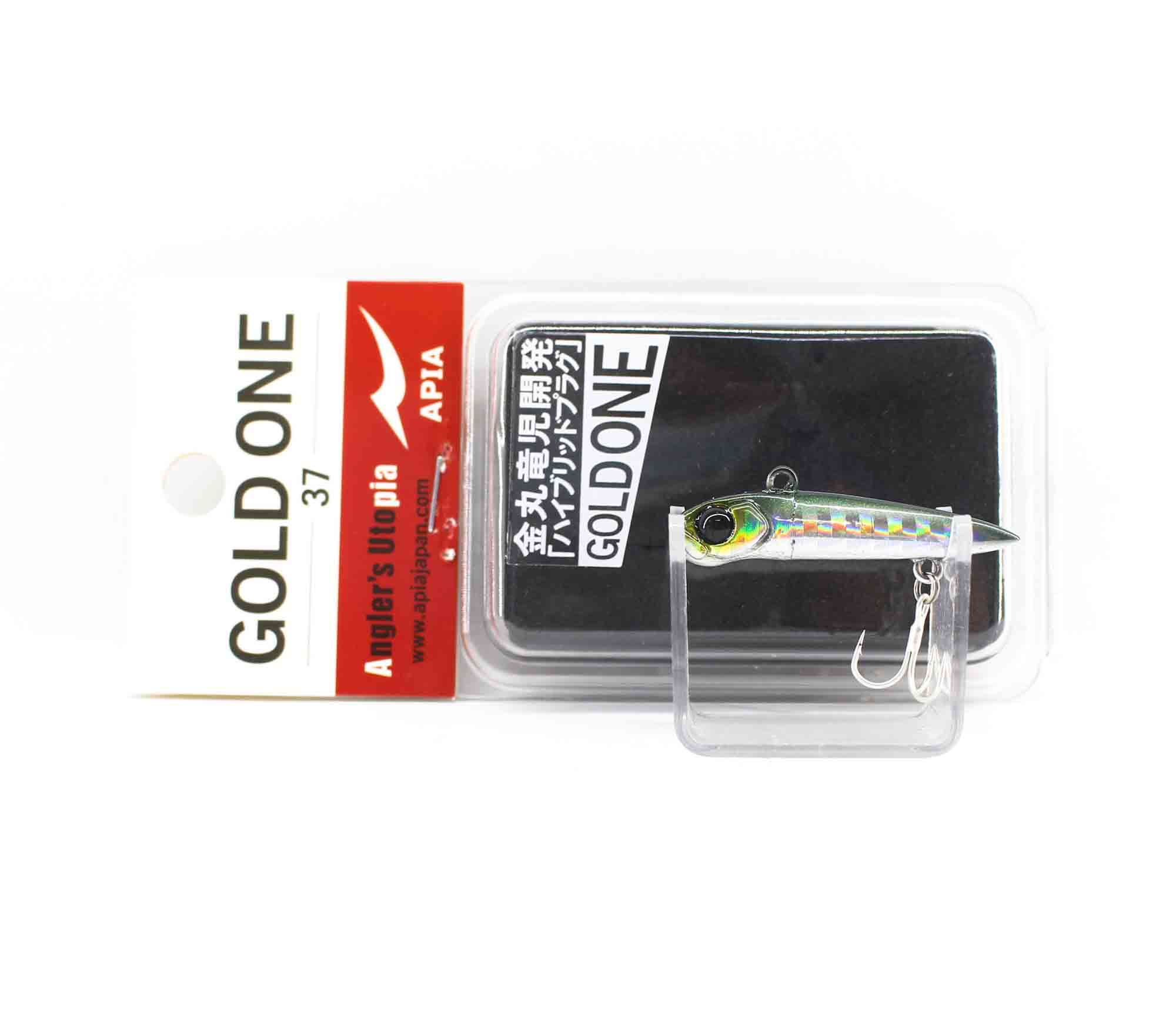 Apia Gold One 37 Sinking Lure 09 (3240)