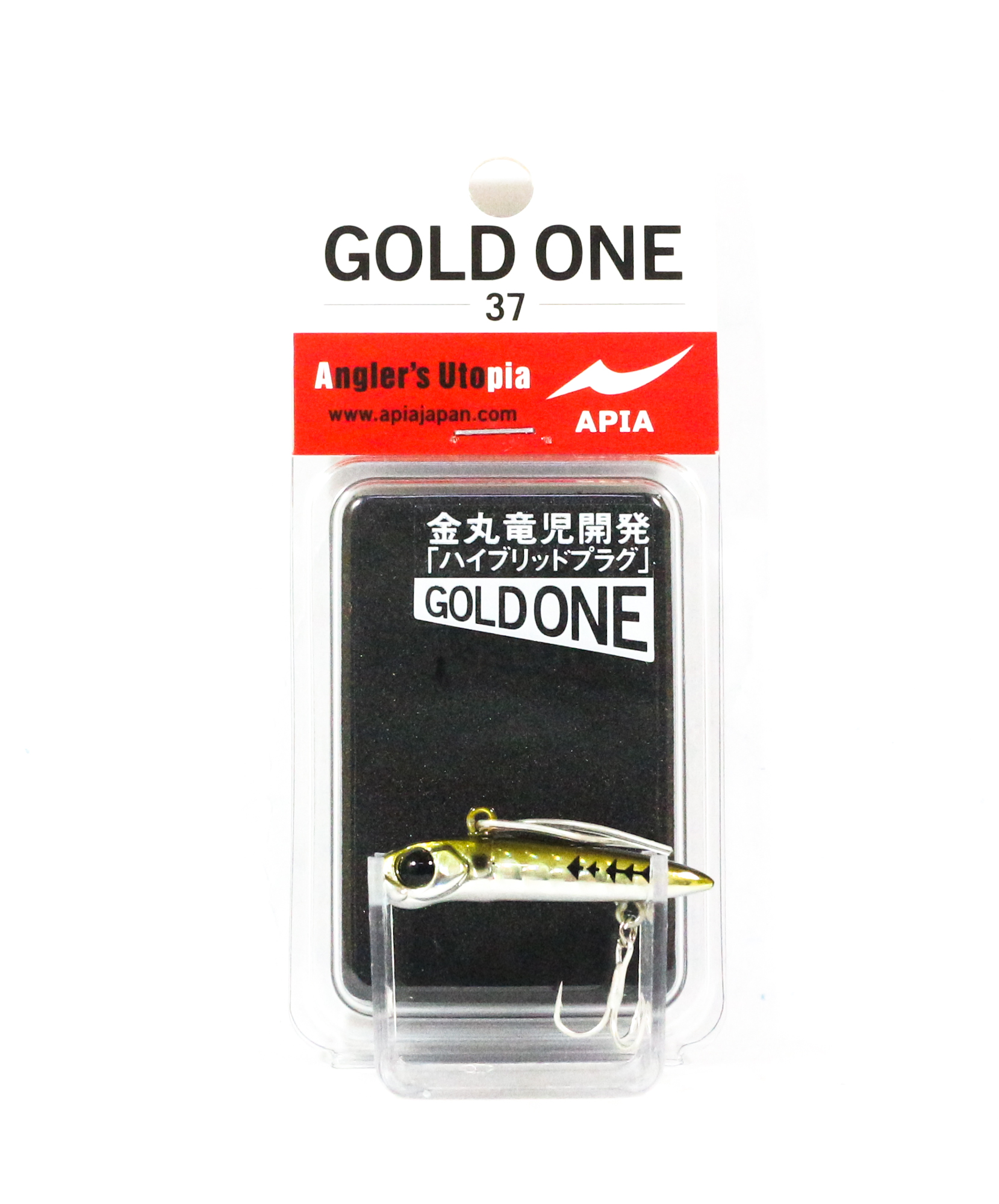 Apia Gold One 37 Sinking Lure 10 (3257)