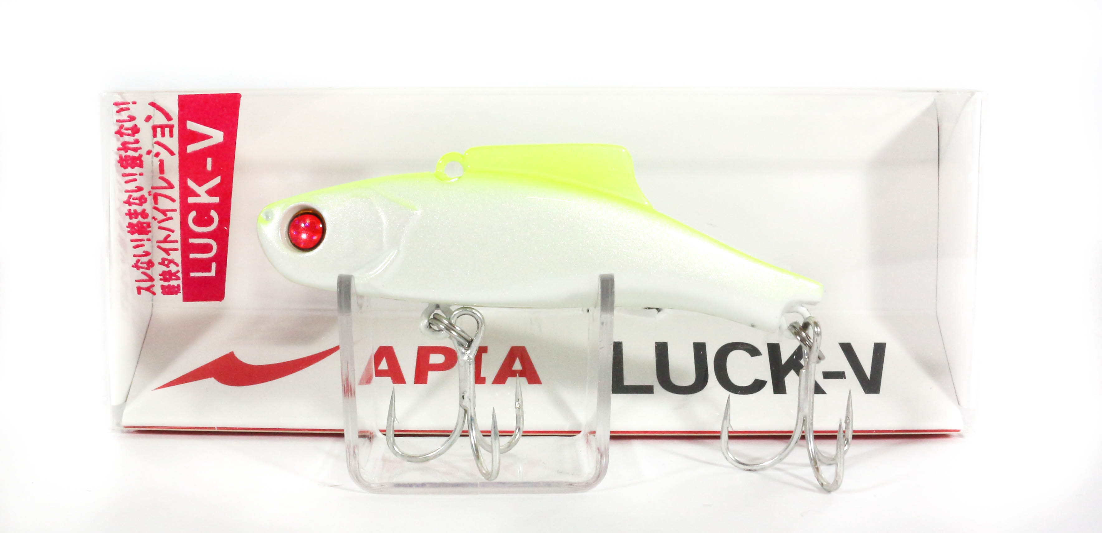 Apia Luck-V Vibration 15 grams Sinking Lure 03 (0256)