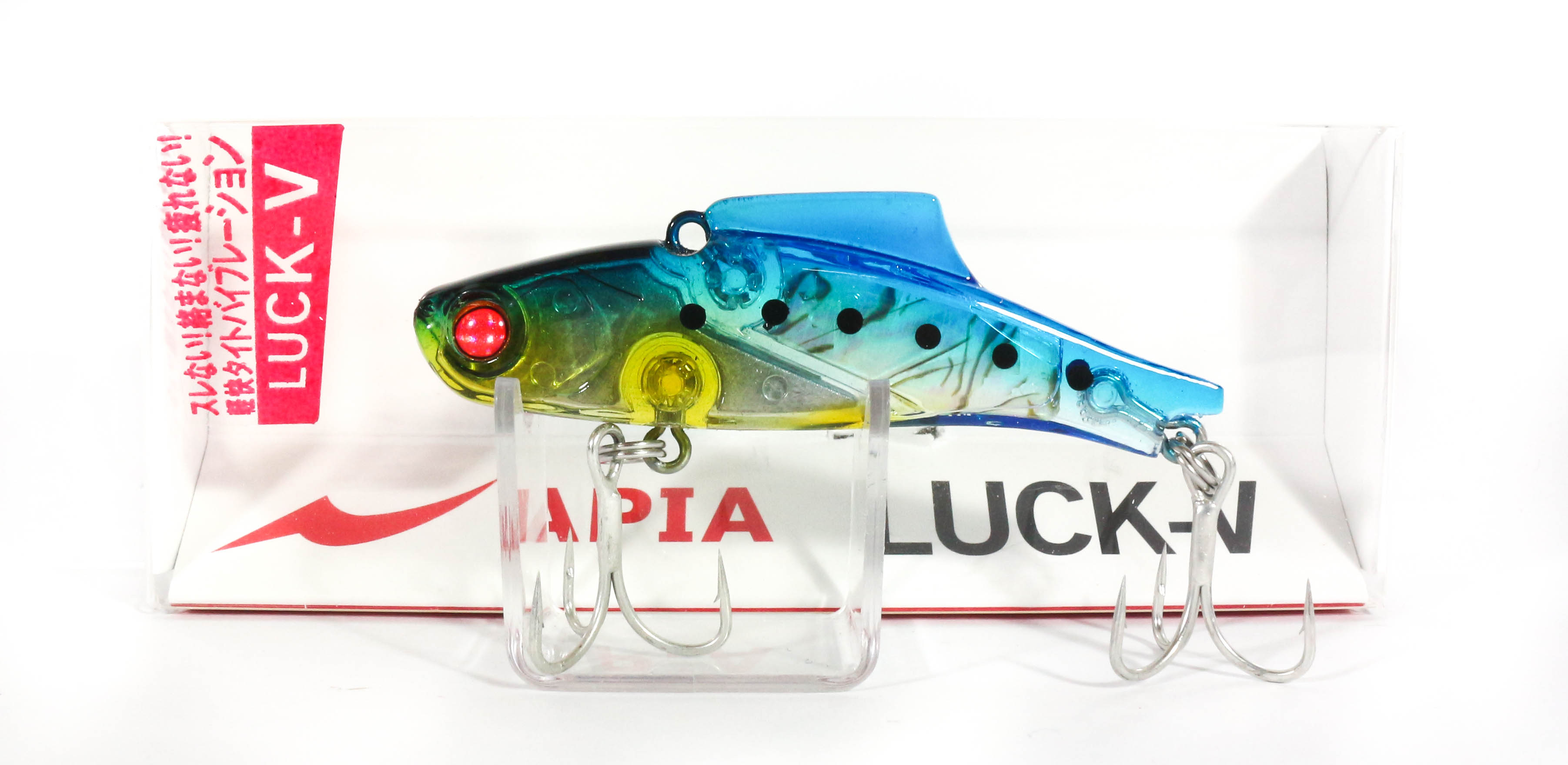Apia Luck-V Vibration 15 grams Sinking Lure 101 (0362)