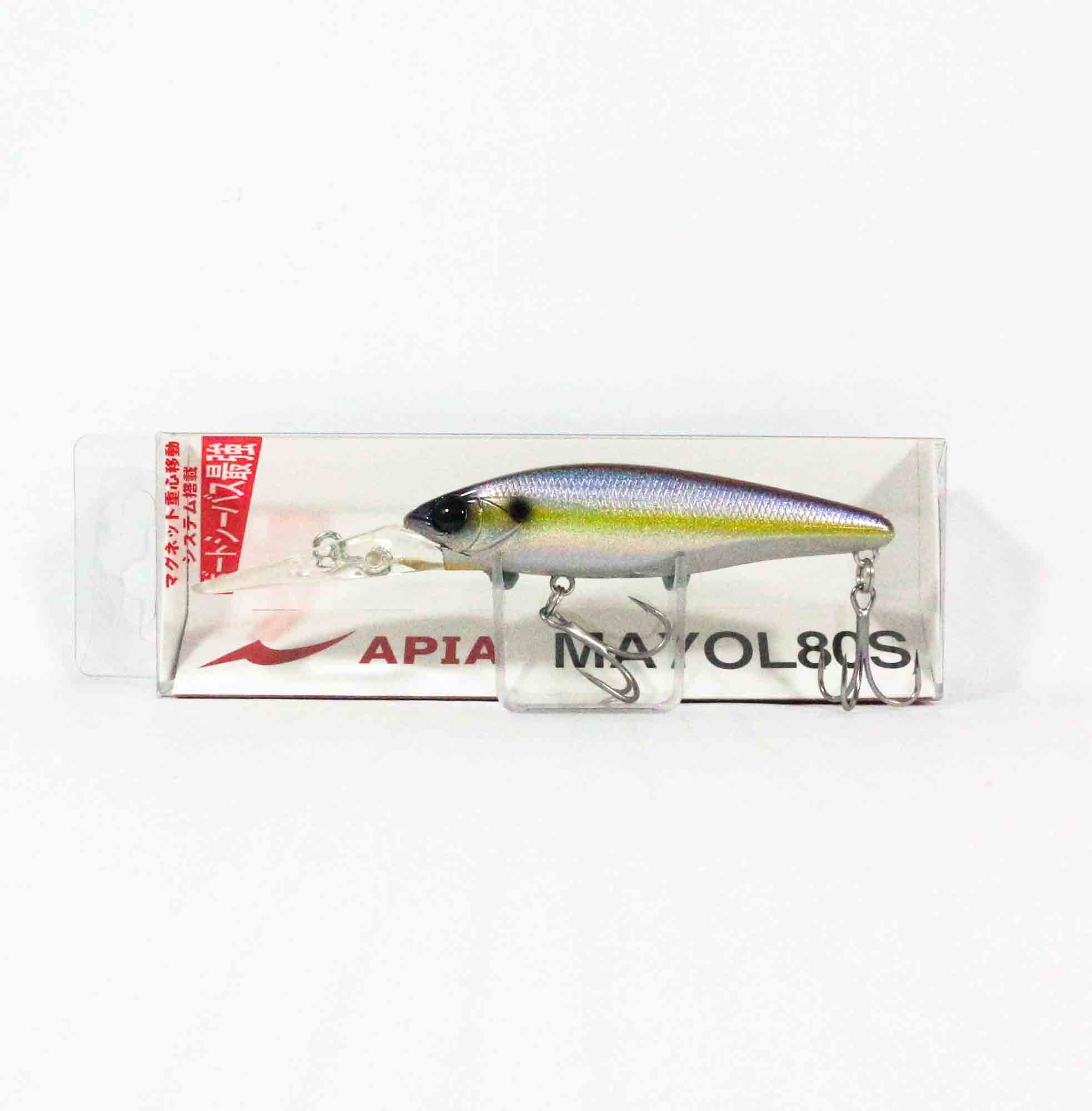 Apia Mayol 80S Sinking Lure 01 (1075)