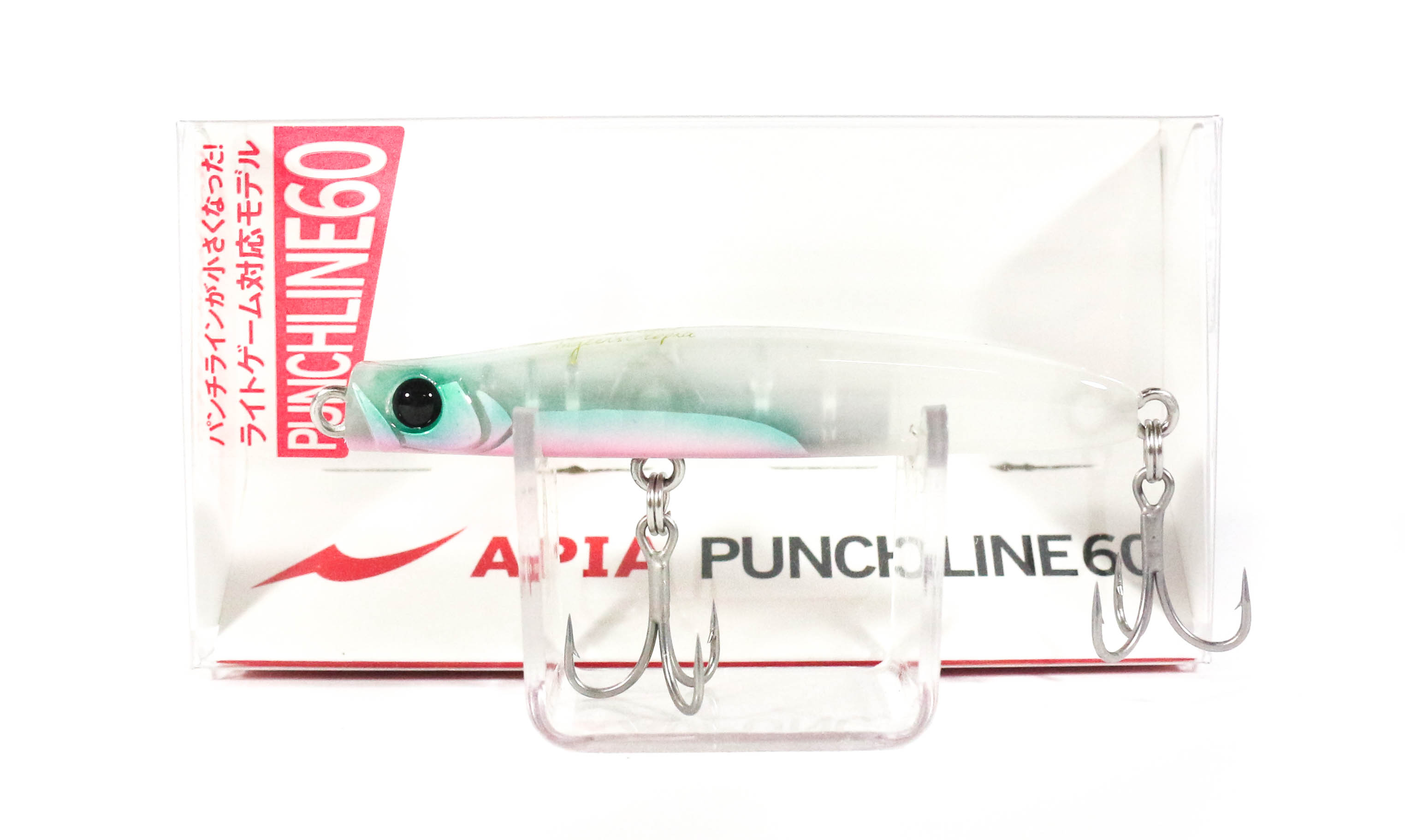 Apia Punch Line 60 Pencil Sinking Lure 07 (4568)