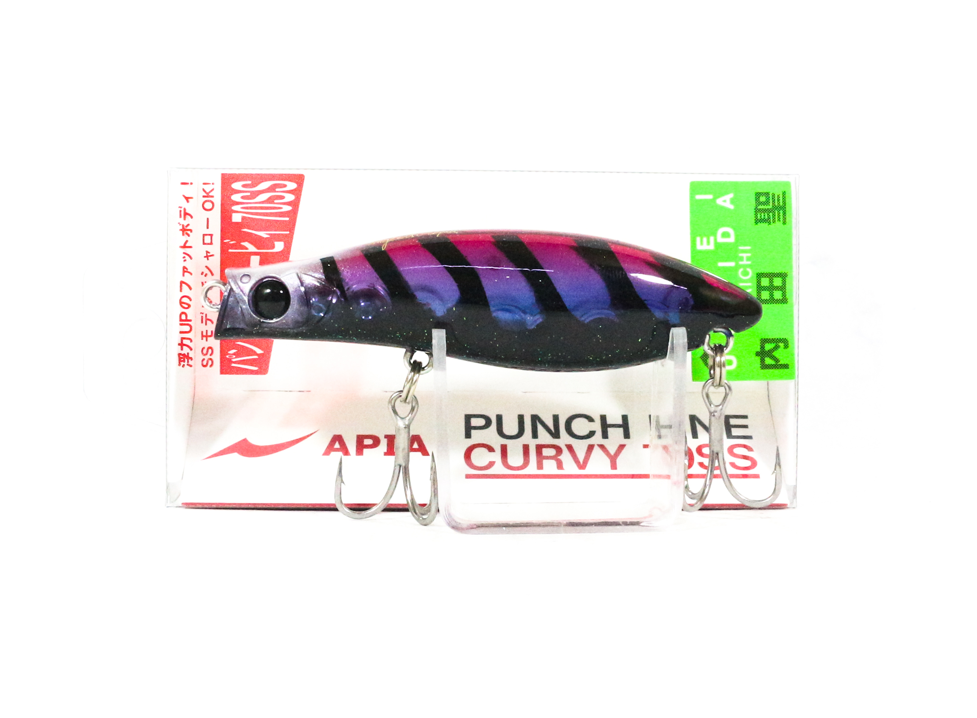 Apia Punch Line Curvy 70SS Pencil Sinking Lure 05 (0047)