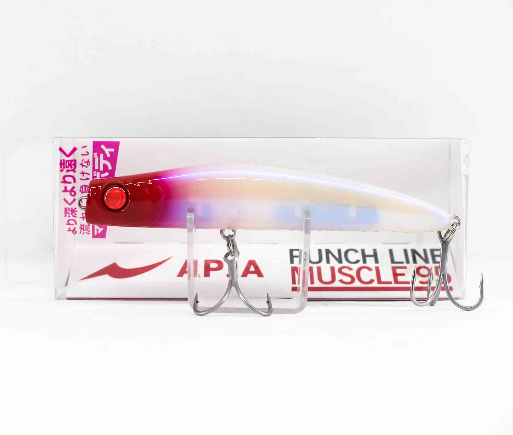 Apia Punch Line Muscle 95 Pencil Sinking Lure 02 (7859)