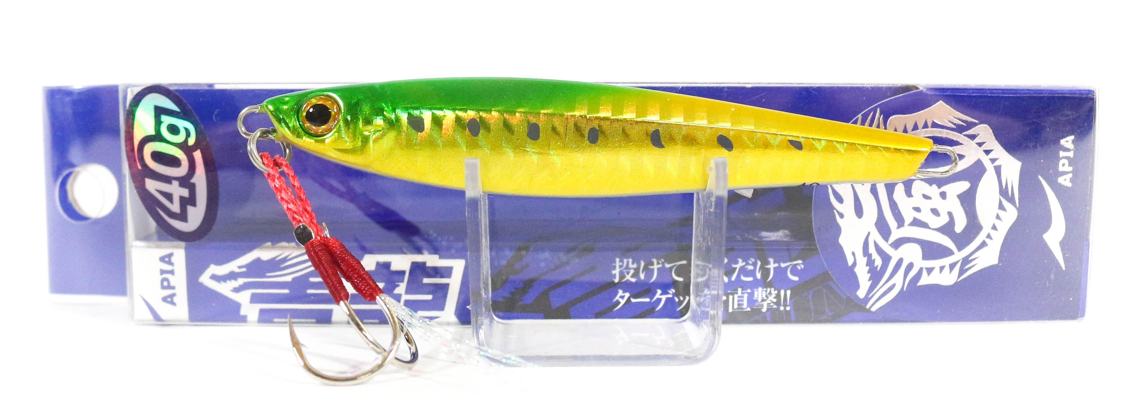 Sale Apia Metal Jig Seiryu Premium 40 grams 48 (8634)