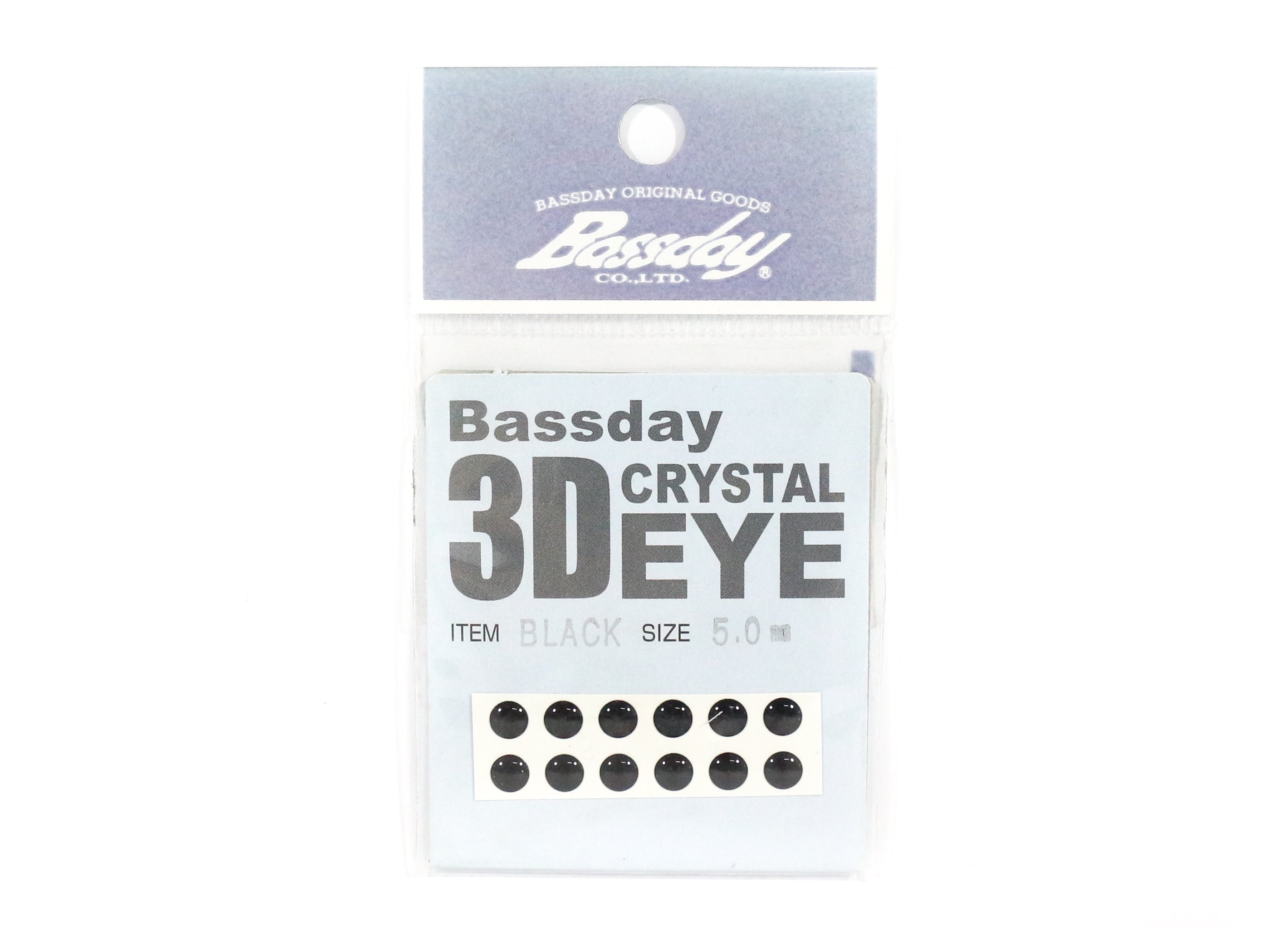 Bassday Live Eye Accessory Diameter 5mm Black (8245)