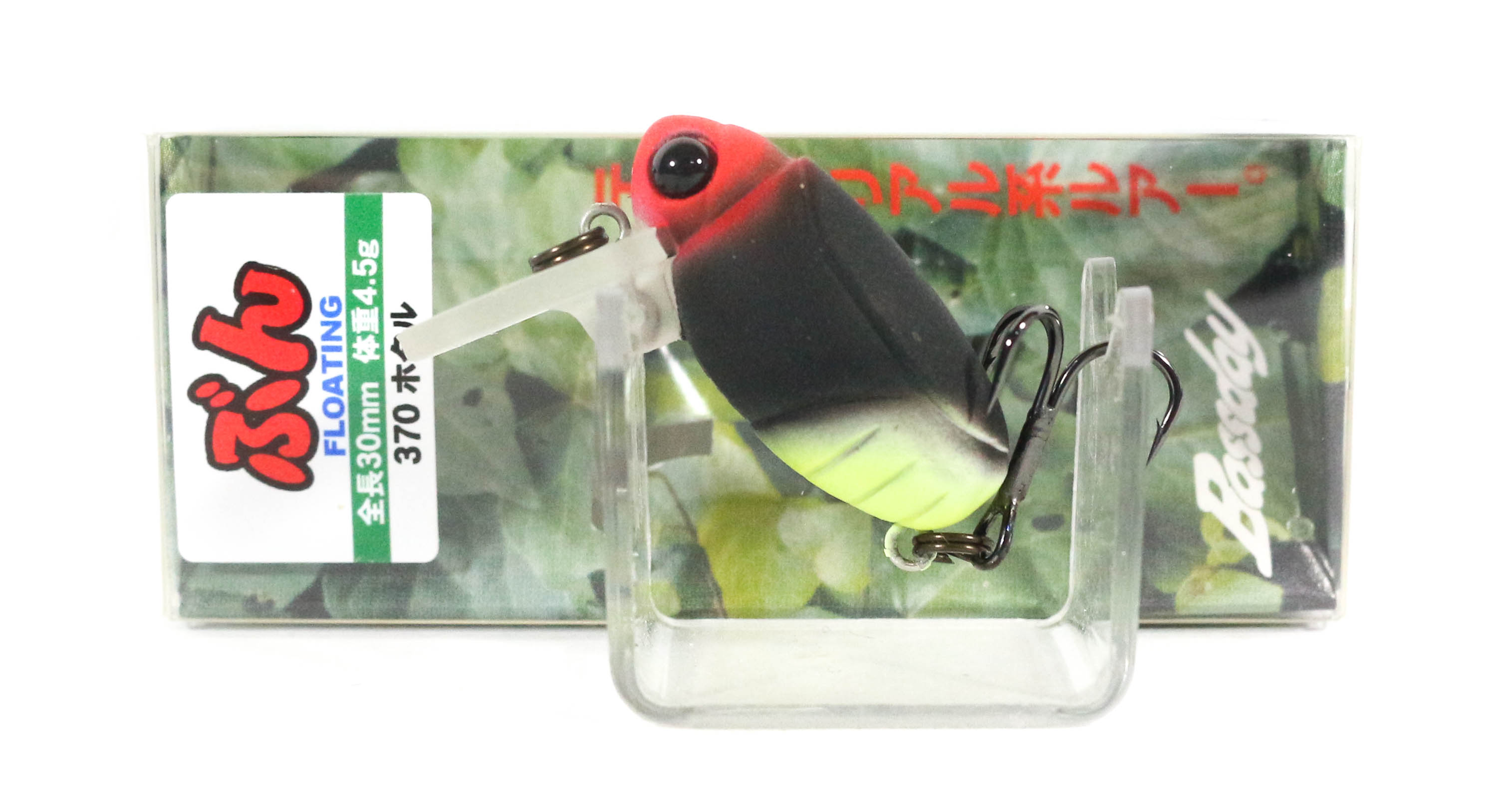 Bassday Beetle Bun 30F Floating Lure 4.5 grams 370 (3440)