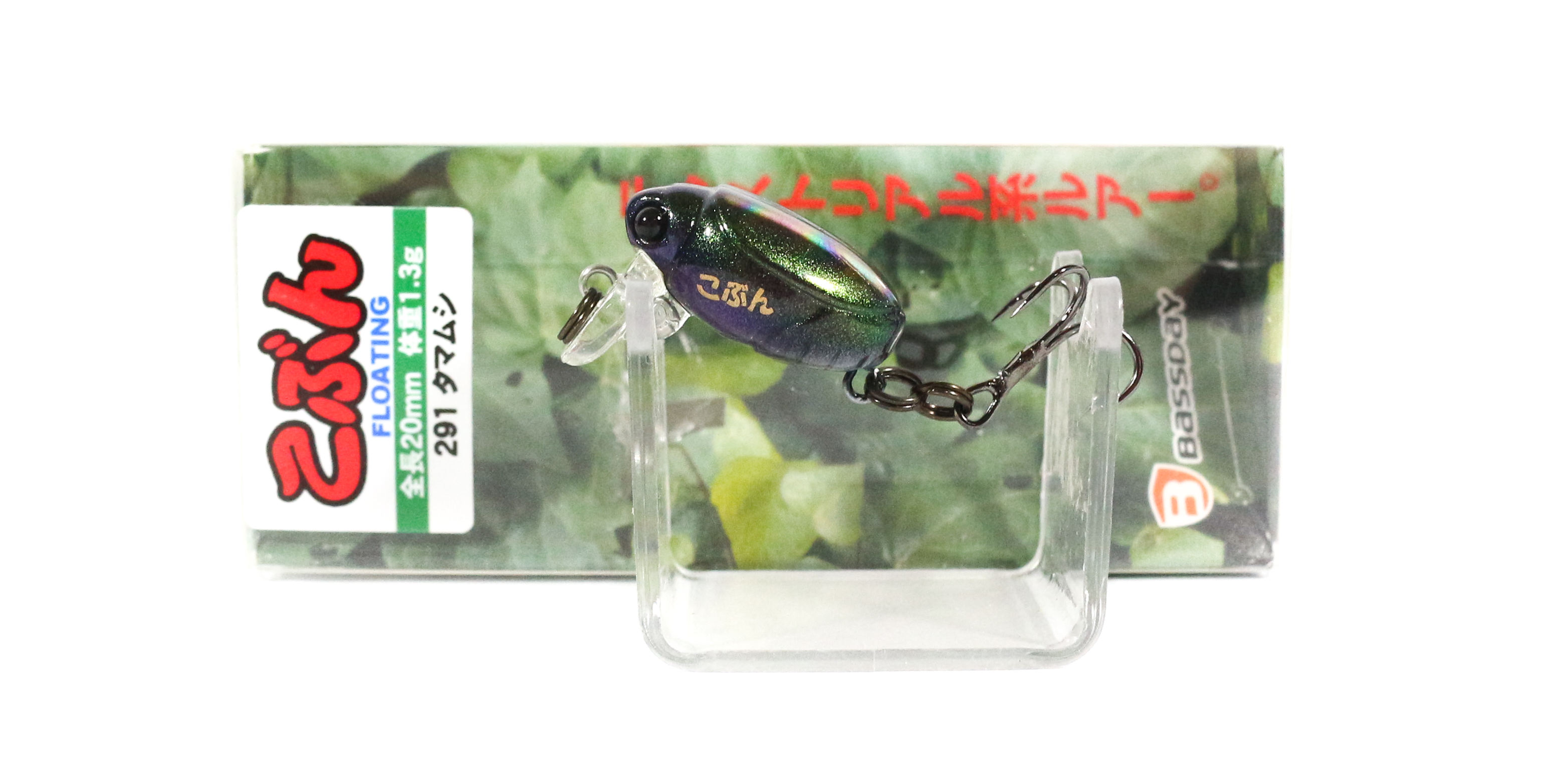 Bassday Beetle Kobun Floating Lure 1.3 grams 291 (4024)