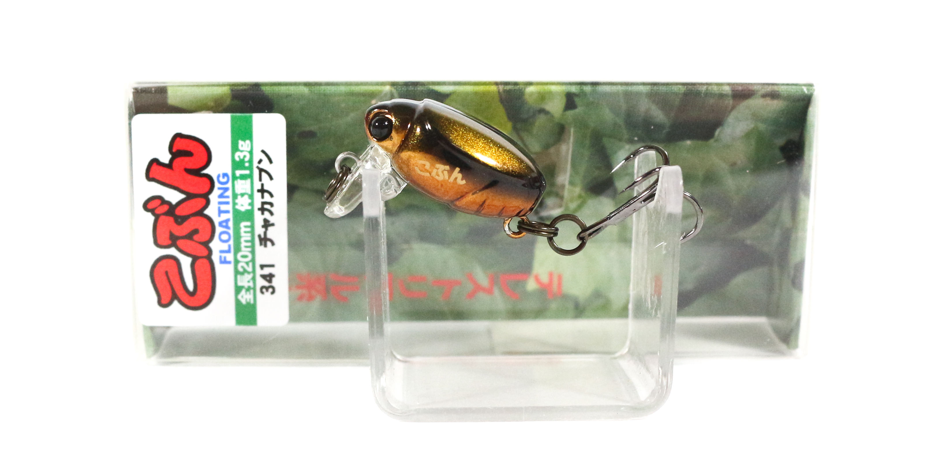Bassday Beetle Kobun Floating Lure 1.3 grams 341 (4185)