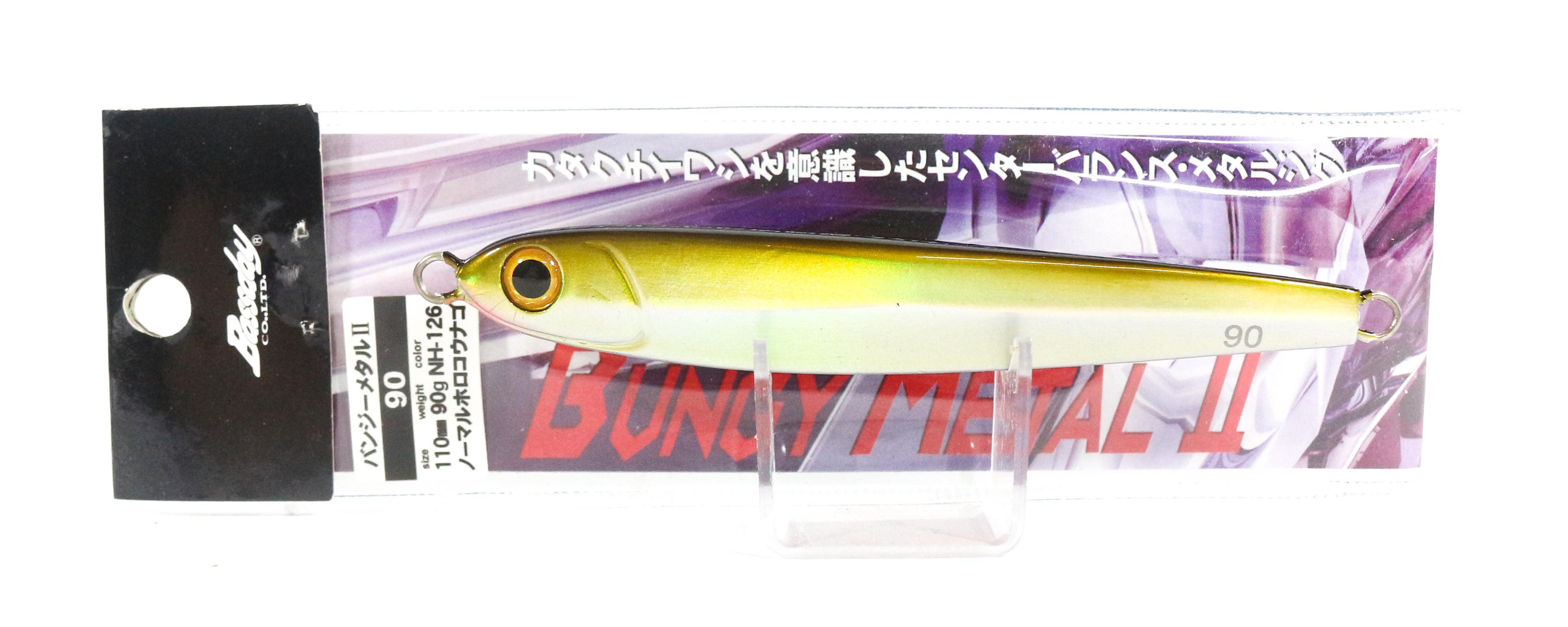 Sale Bassday Metal Jig Bungy Metal II 90 grams NH-126 (3089)