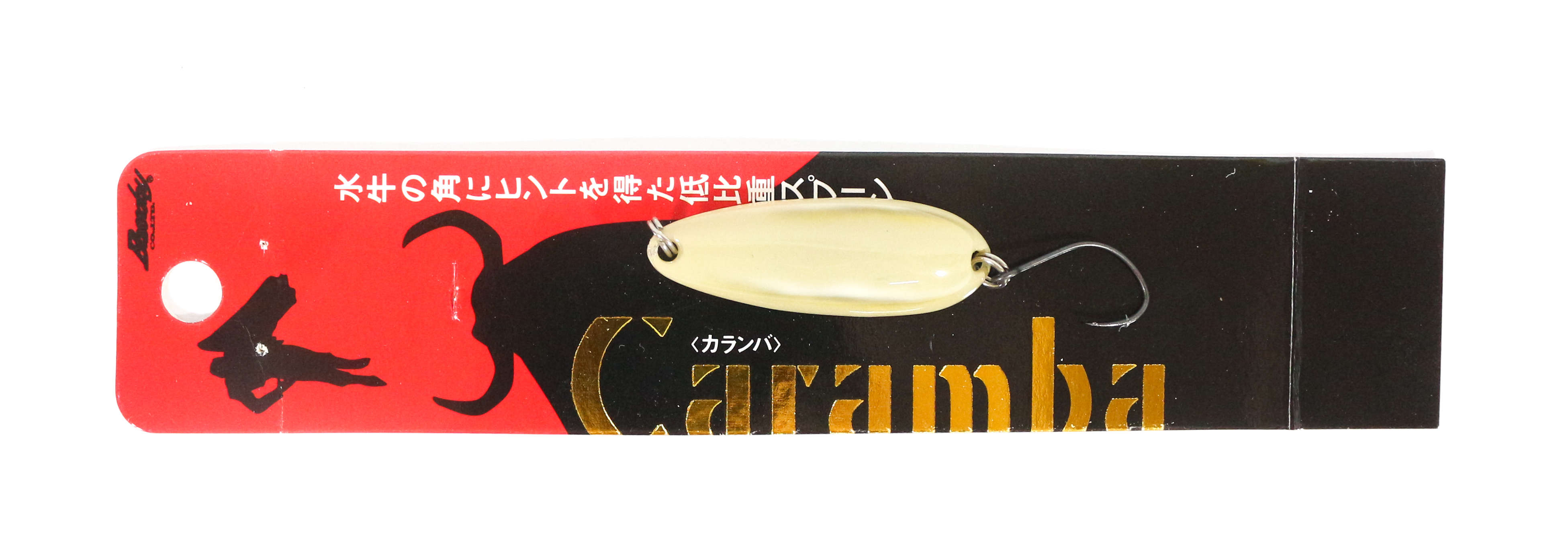 Sale Bassday Caramba 40 Spoon 2.4 grams 101 (5019)