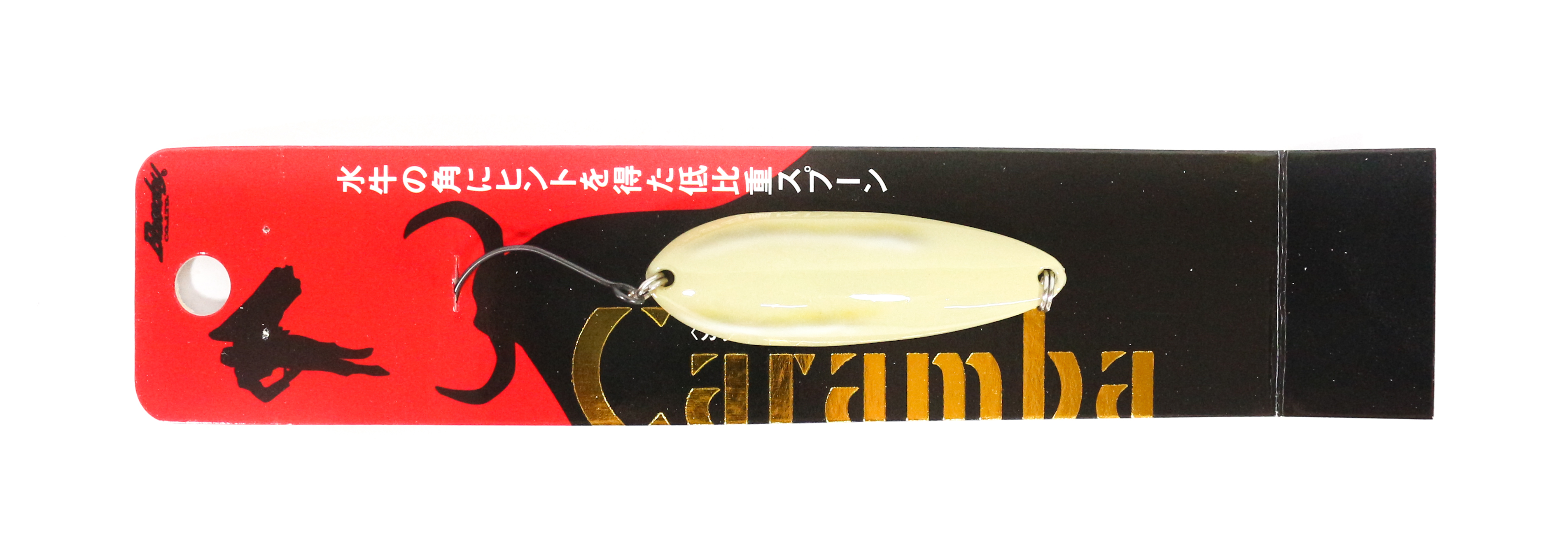 Sale Bassday Caramba 50 Spoon 3 grams 101 (3018)