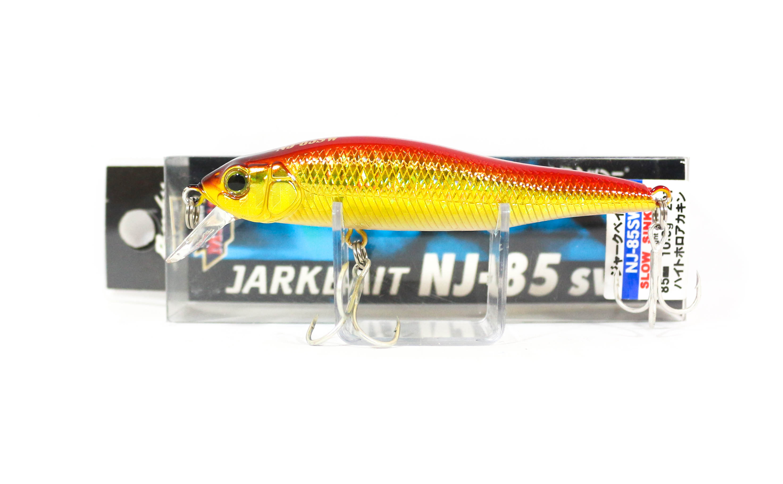 Bassday Jerkbait NJ 85 SW Sinking Minnow Lure 287 (3264)