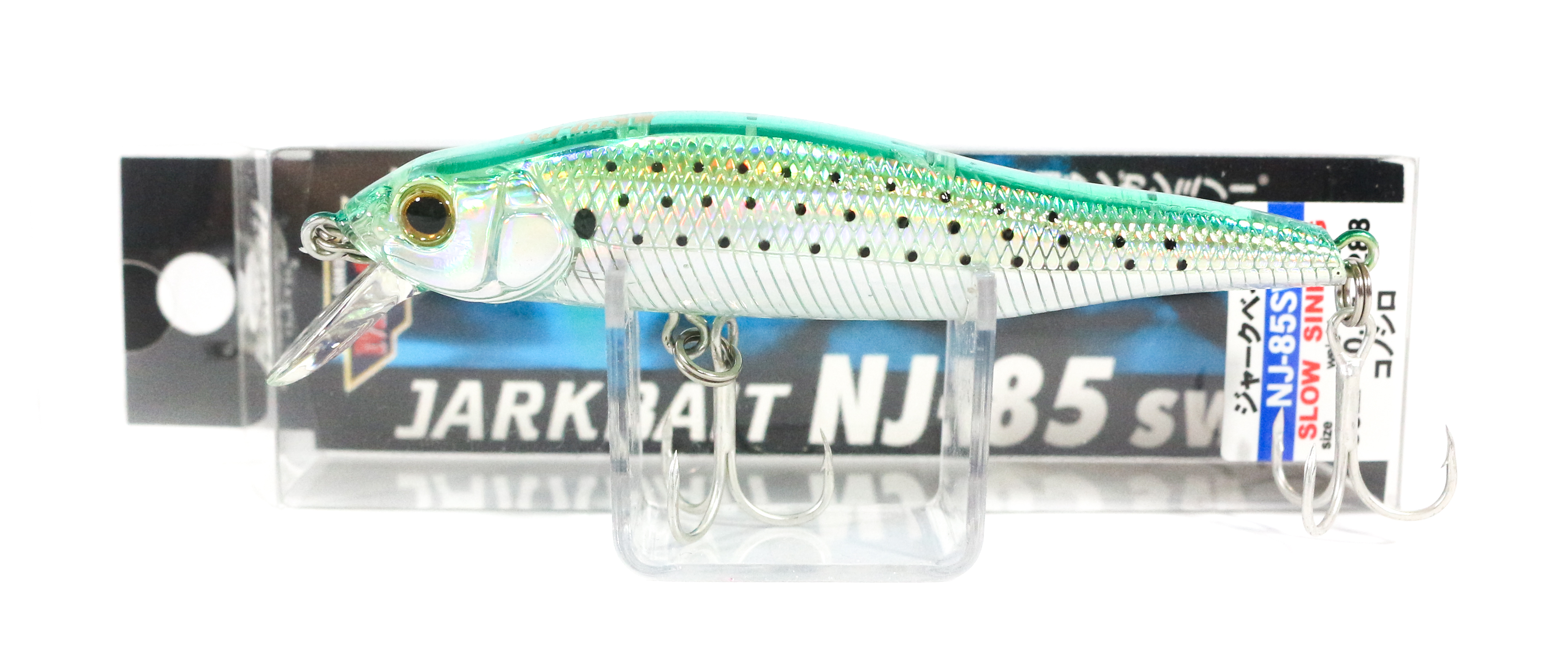Bassday Jerkbait NJ 85 SW Sinking Minnow Lure 288 (3370)