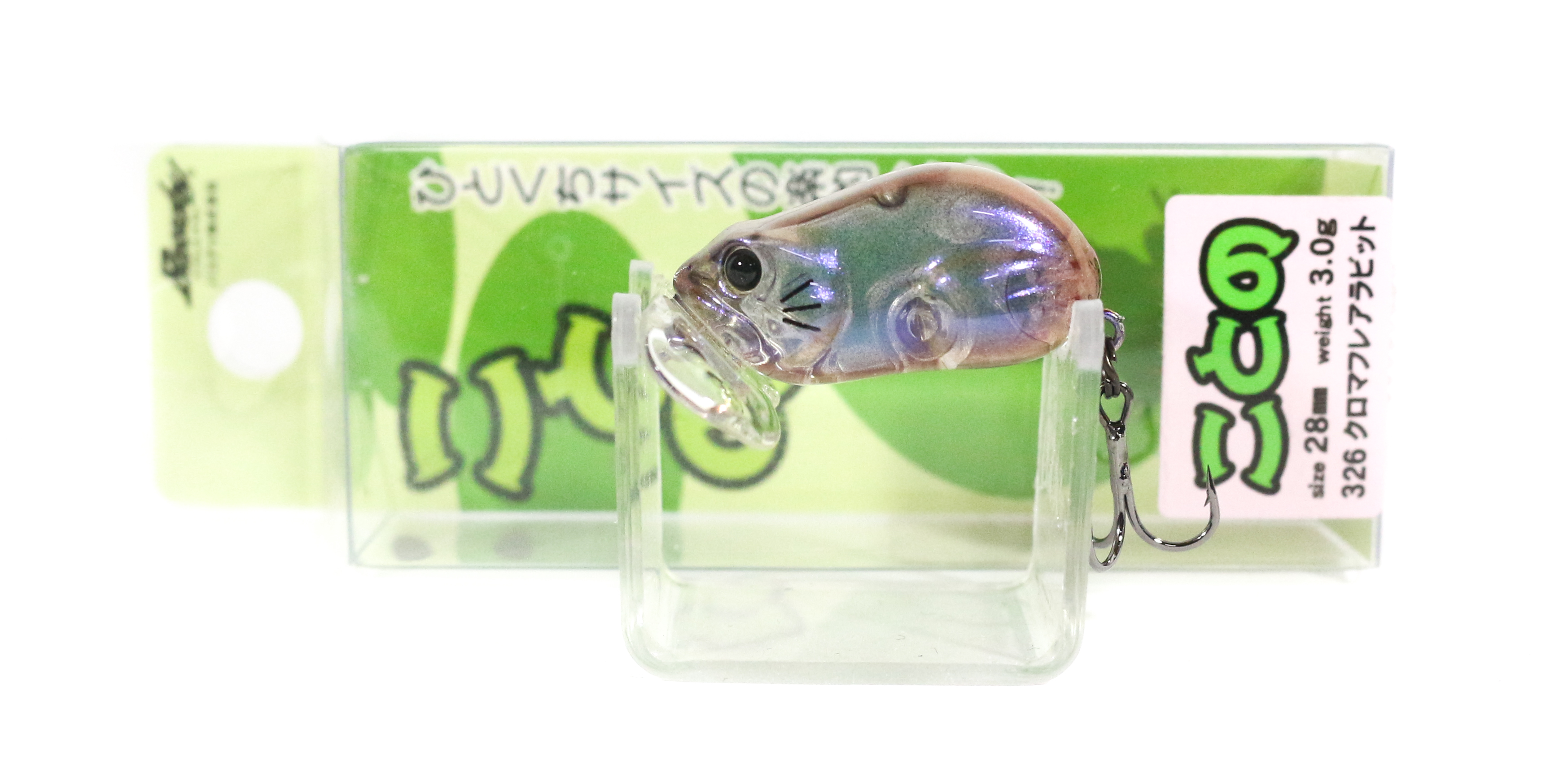 Bassday Kotono Frog Floating Lure 3 grams 326 (1097)