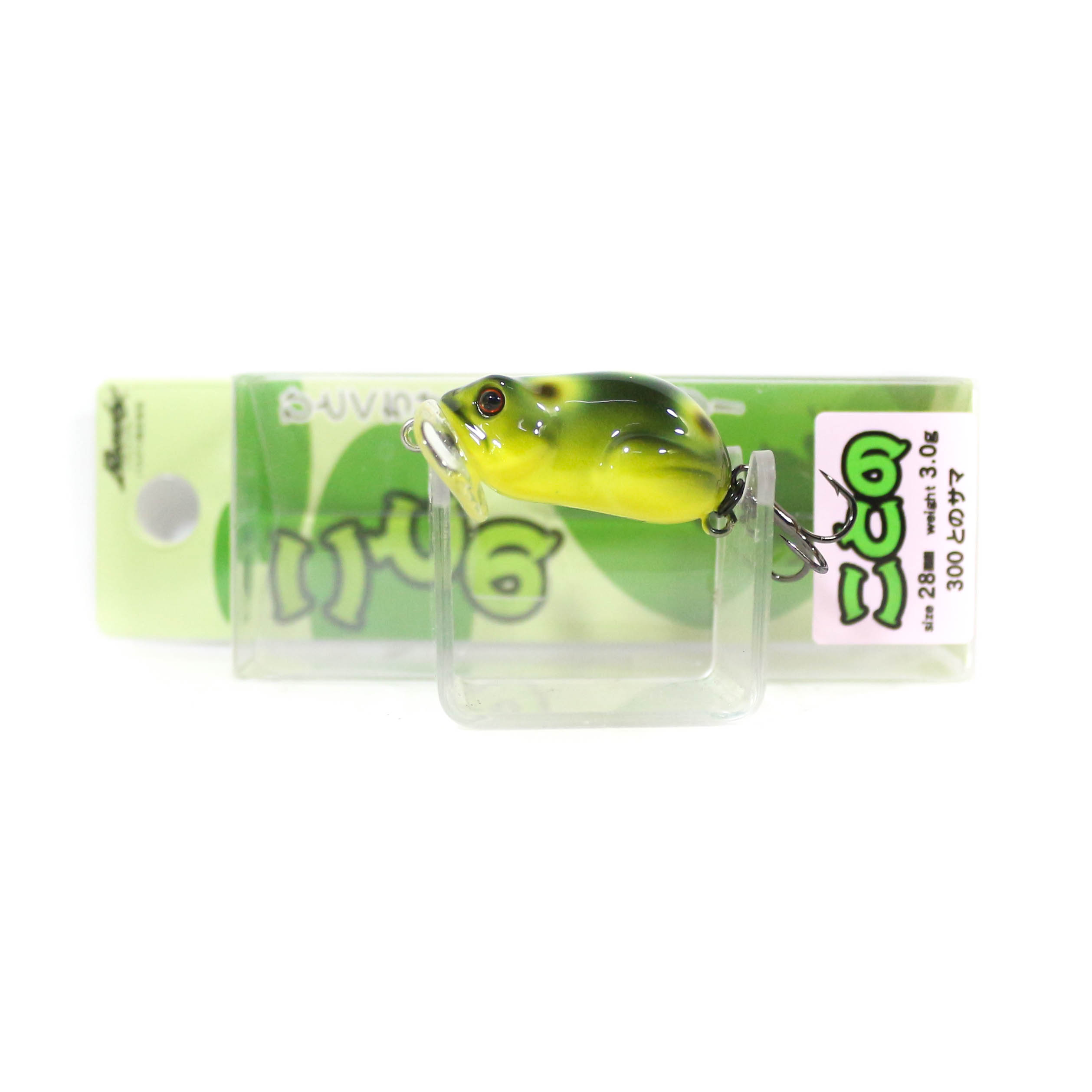 Bassday Kotono Frog Floating Lure 3 grams 333 (1172)
