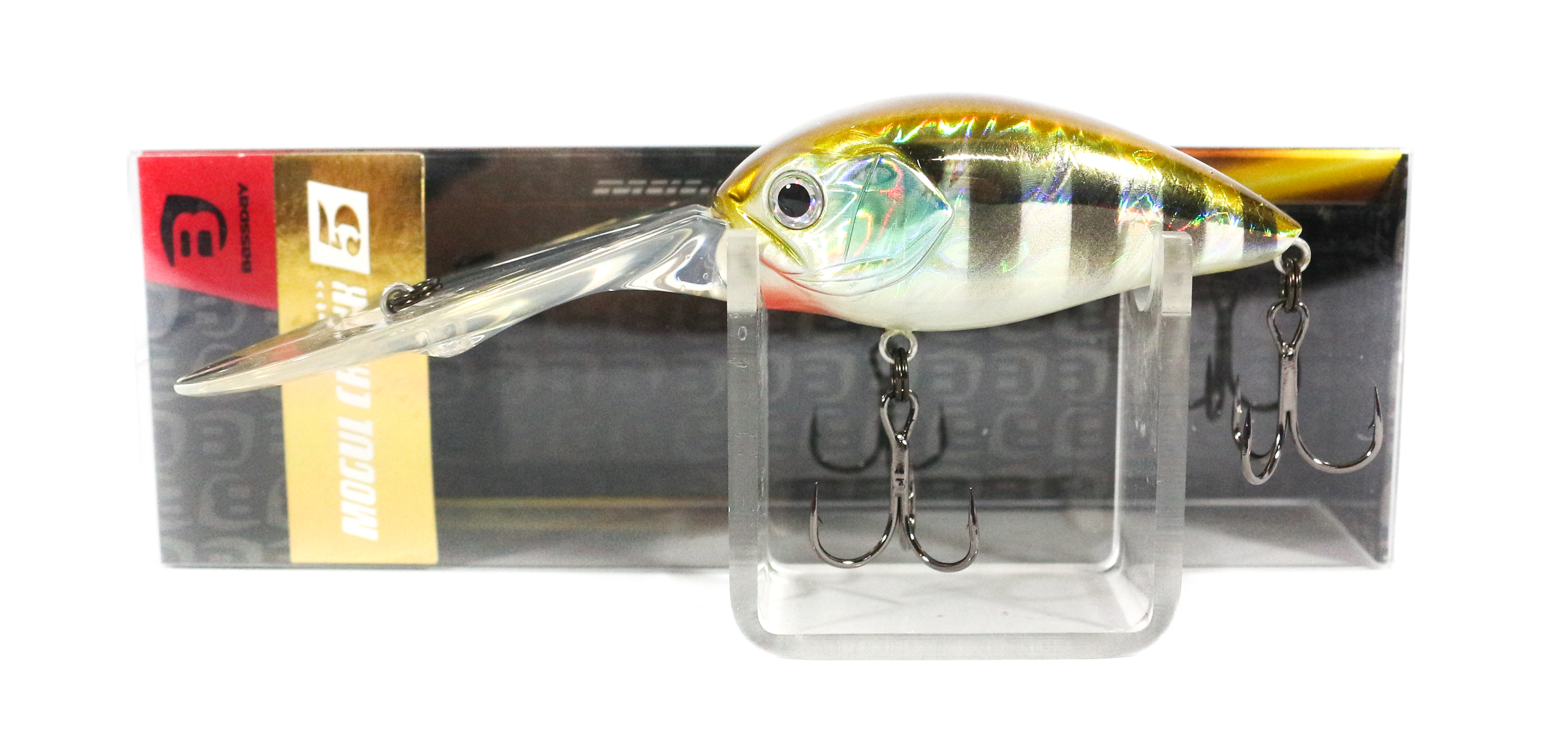 Bassday Mogul Crank Target 5 63 mm Floating Lure 21 grams SB-254 (5066)