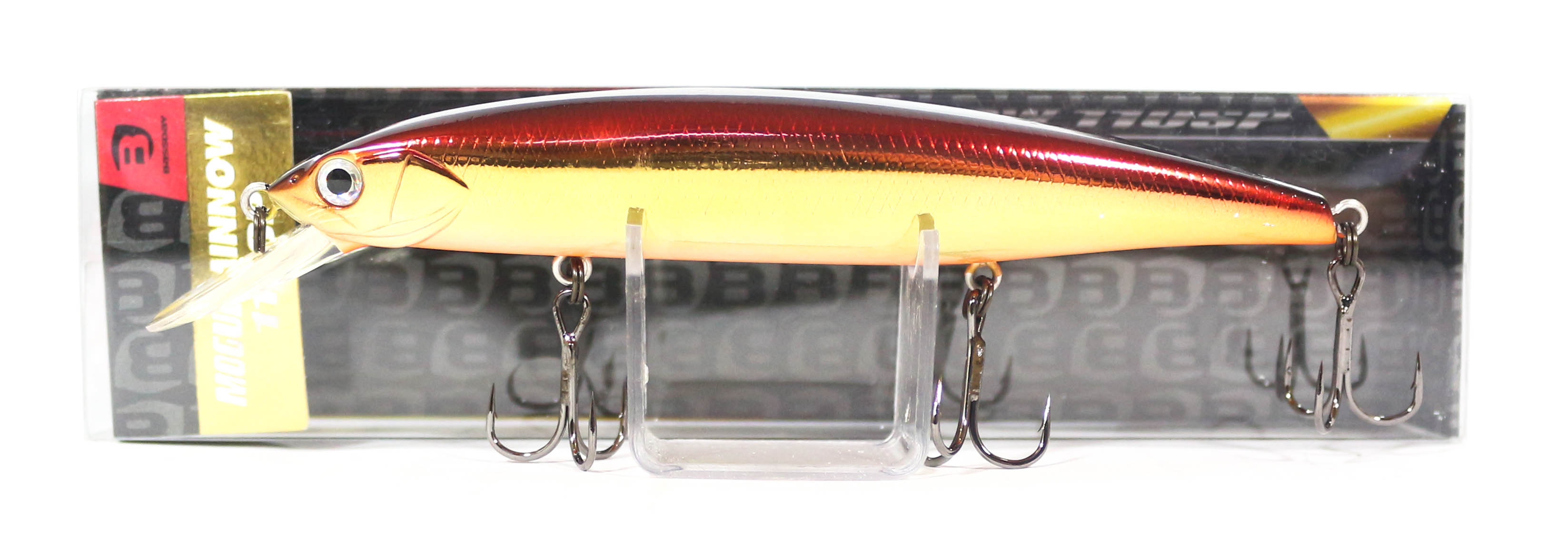 Bassday Mogul Minnow 110SP Suspend Lure 17 grams MH-49 (3116)