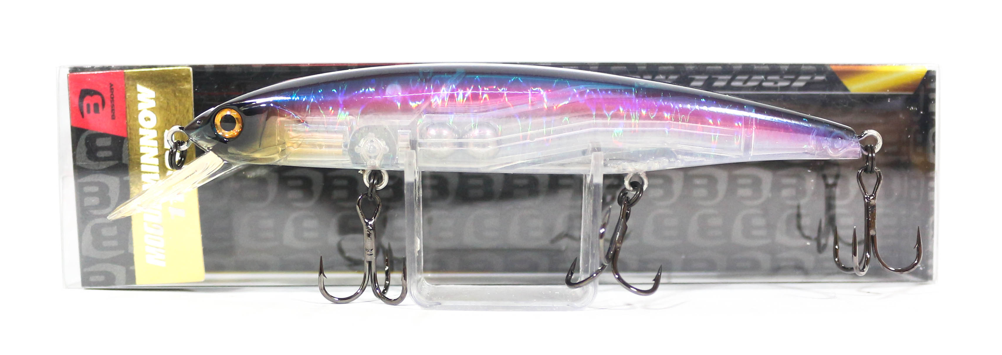 Bassday Mogul Minnow 110SP Suspend Lure 17 grams HF-51 (3123)