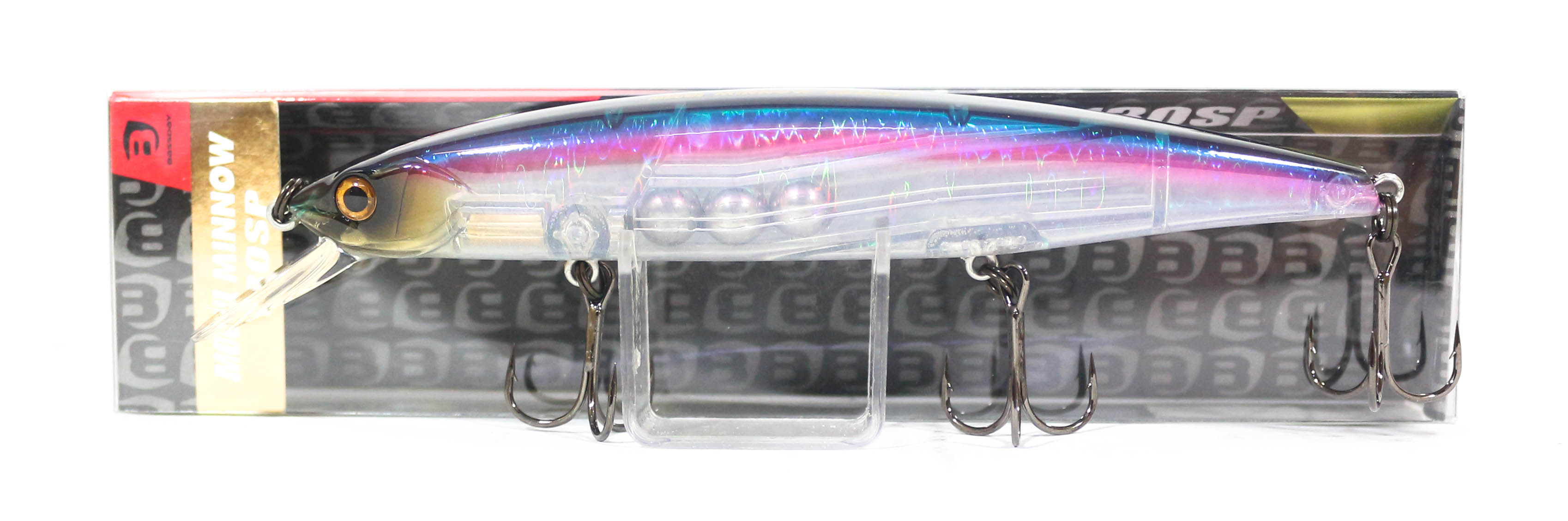 Bassday Mogul Minnow 130SP Suspend Lure 22.6 grams HF-51 (8043)