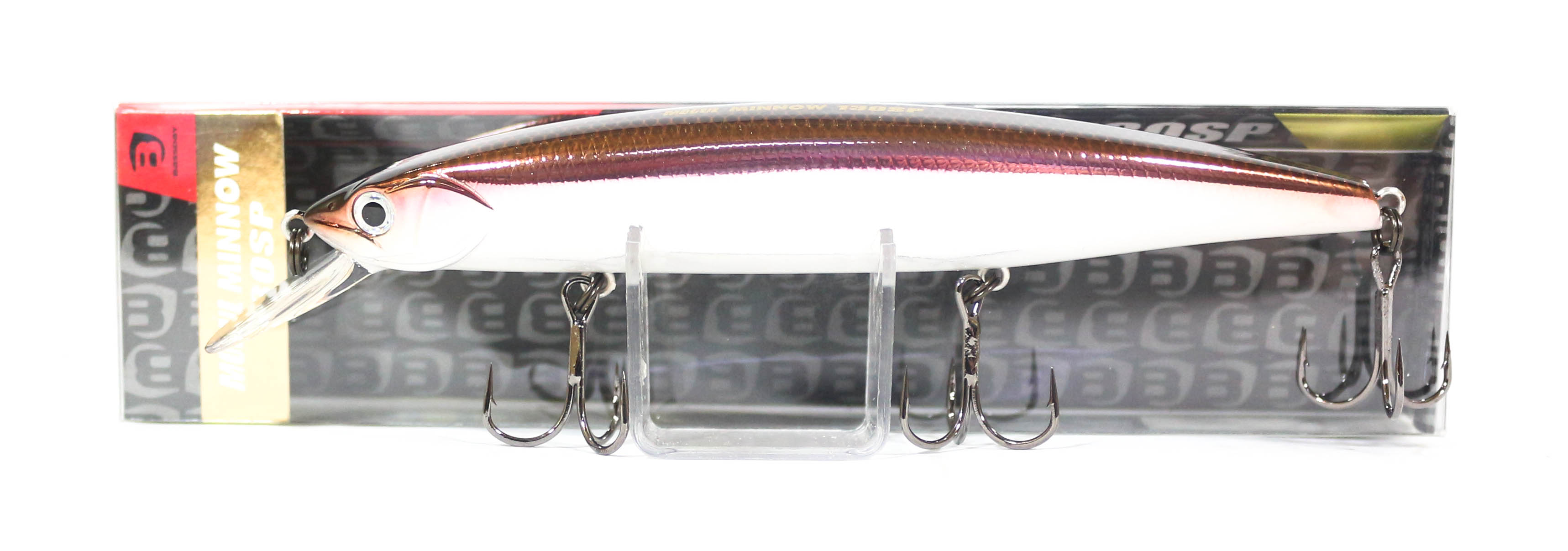 Bassday Mogul Minnow 130SP Suspend Lure 22.6 grams MH-03 (8050)