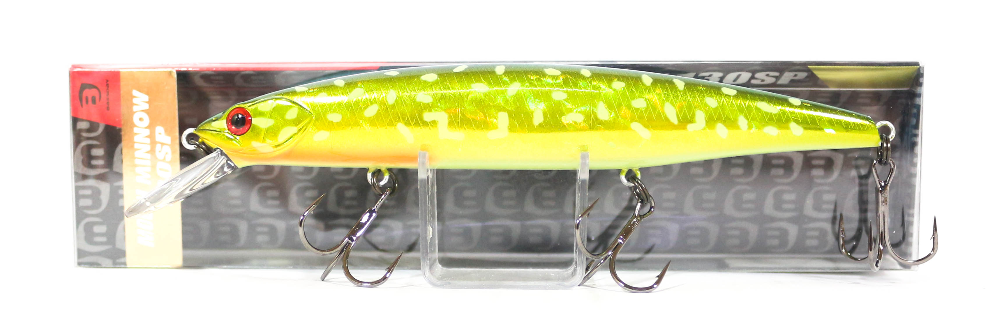 Bassday Mogul Minnow 130SP Suspend Lure 22.6 grams FL-901 (8111)