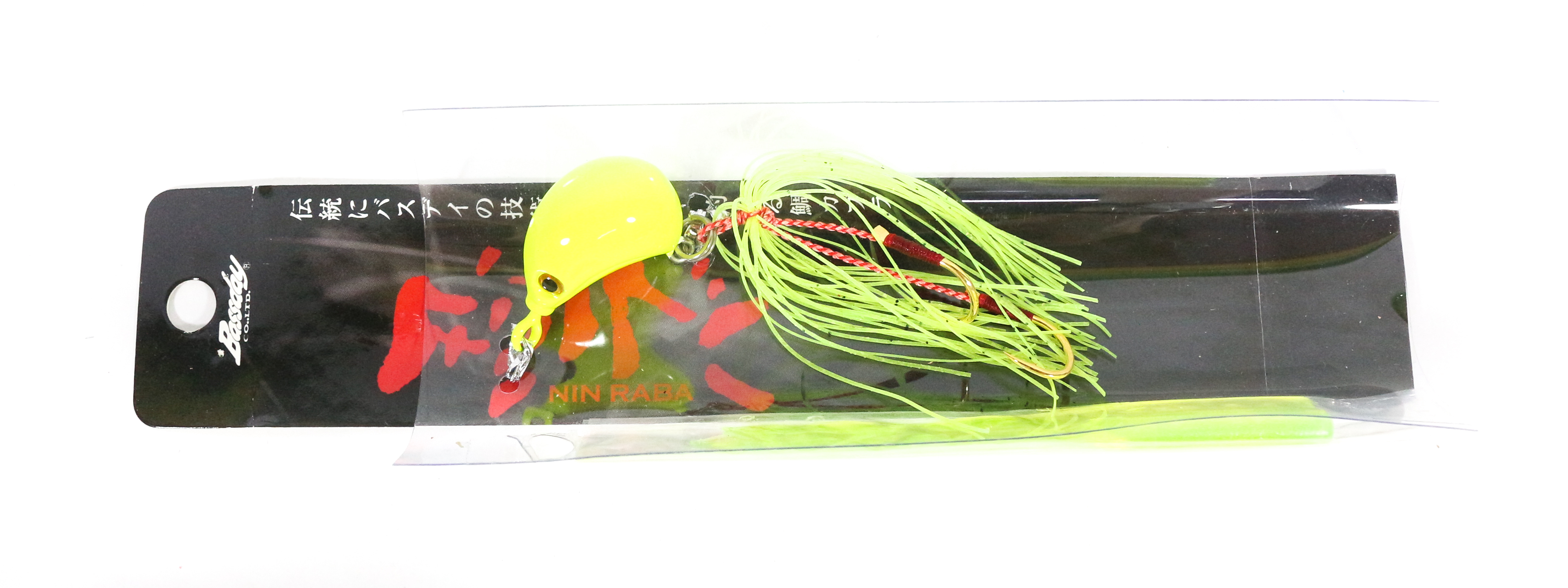 Bassday Nin Raba Madai Jig 40 grams P-57 (1079)