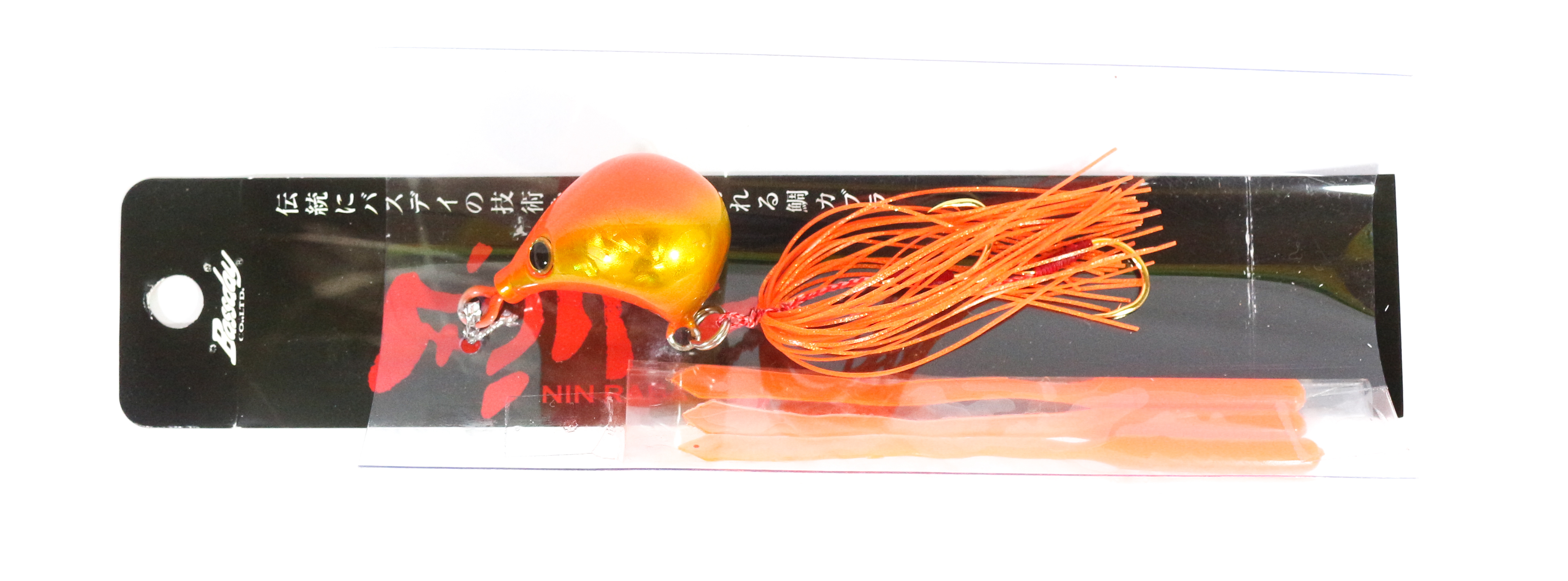 Bassday Nin Raba Madai Jig 80 grams HC-175 (4130)
