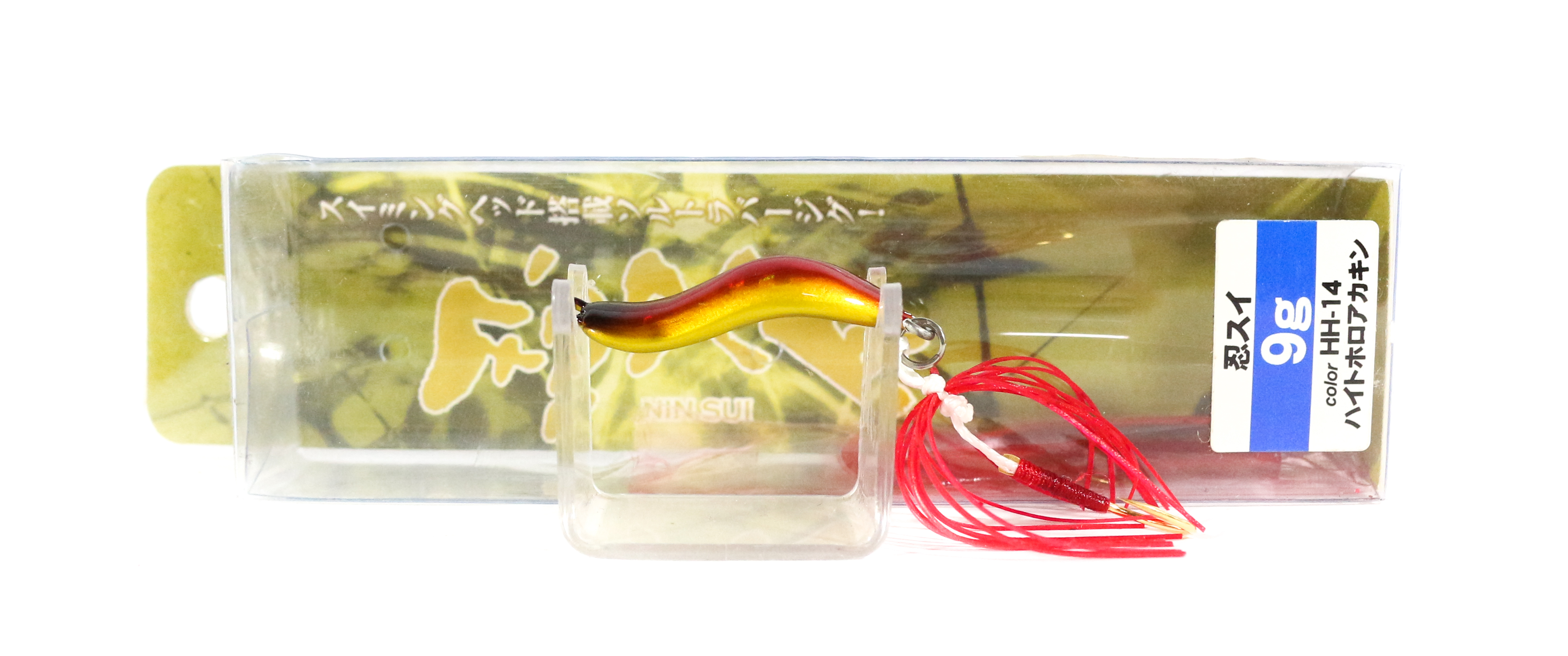 Bassday Nin Sui Inchiku Jig 9 Grams HHh-14 (4045)