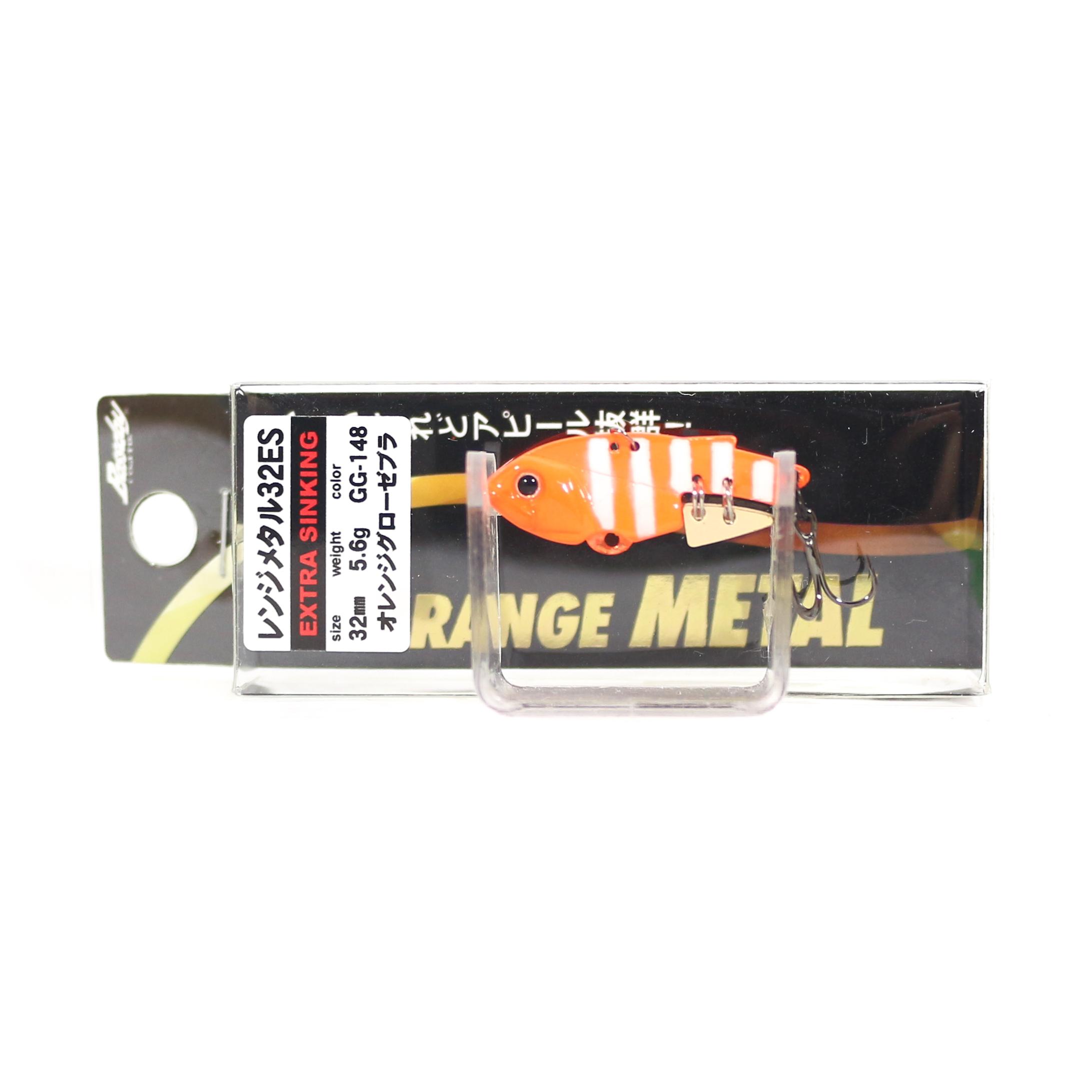 Bassday Range Metal 32ES Vibration Lure 5.6 grams GG-148 (9155)