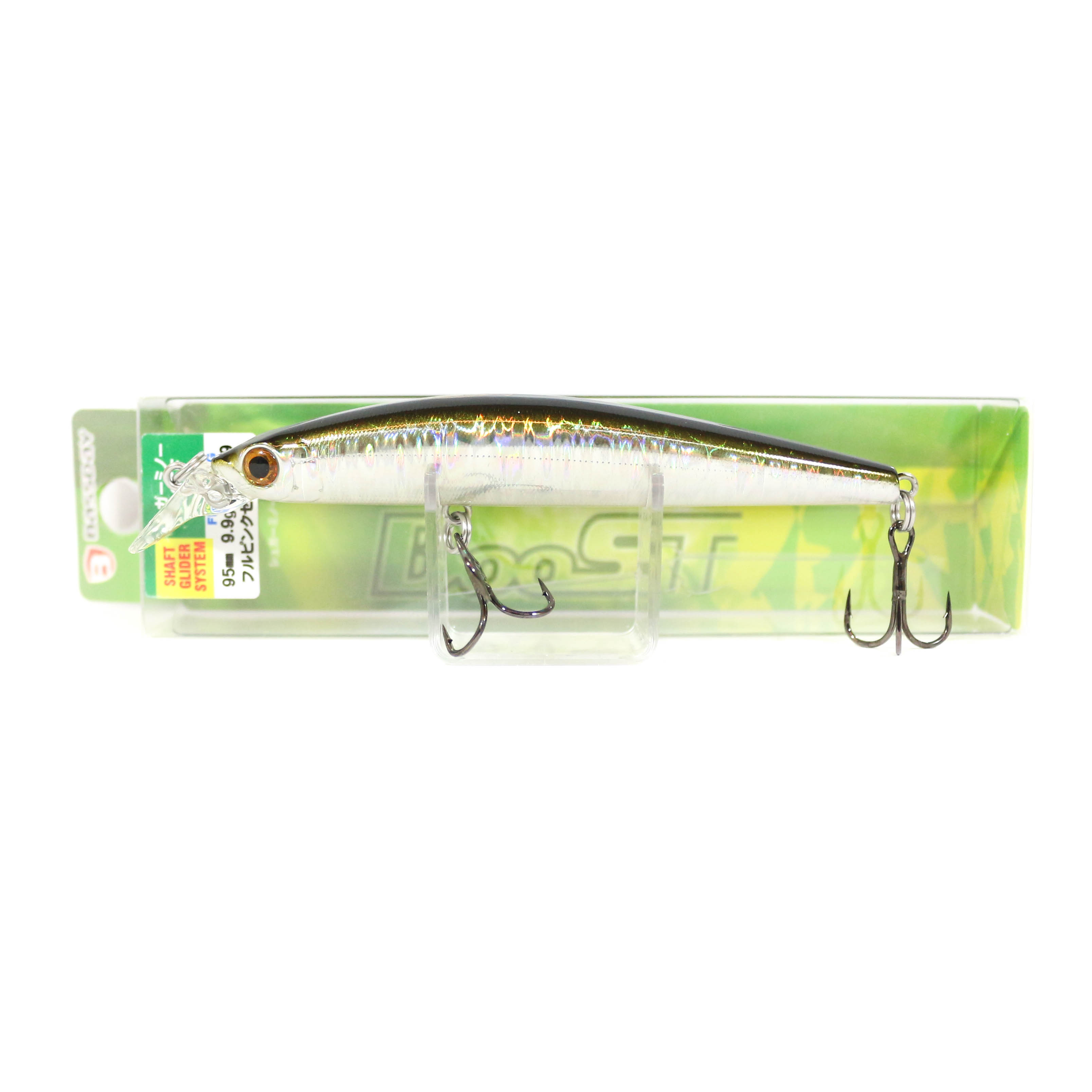 5096 Bassday Sugar Pen 58F Floating Lure 4.1 grams MH-128