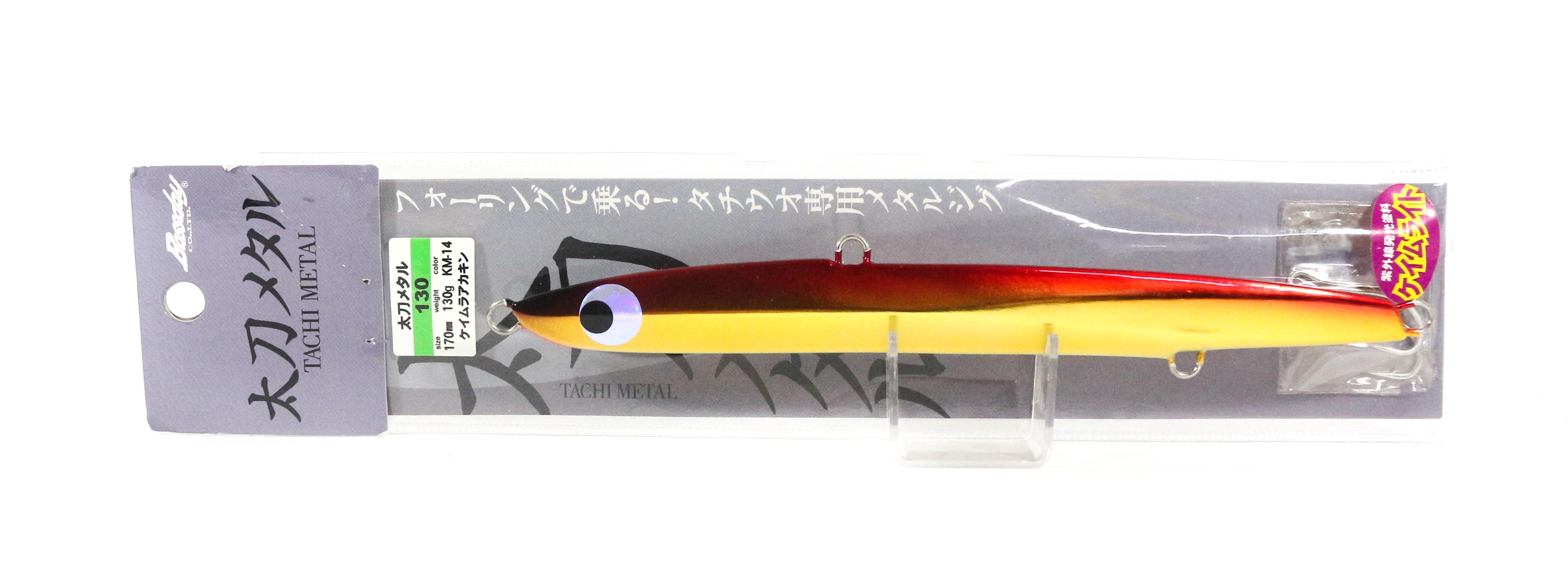 Sale Bassday Metal Jig Tachi Metal 130 grams KM-14 (4113)