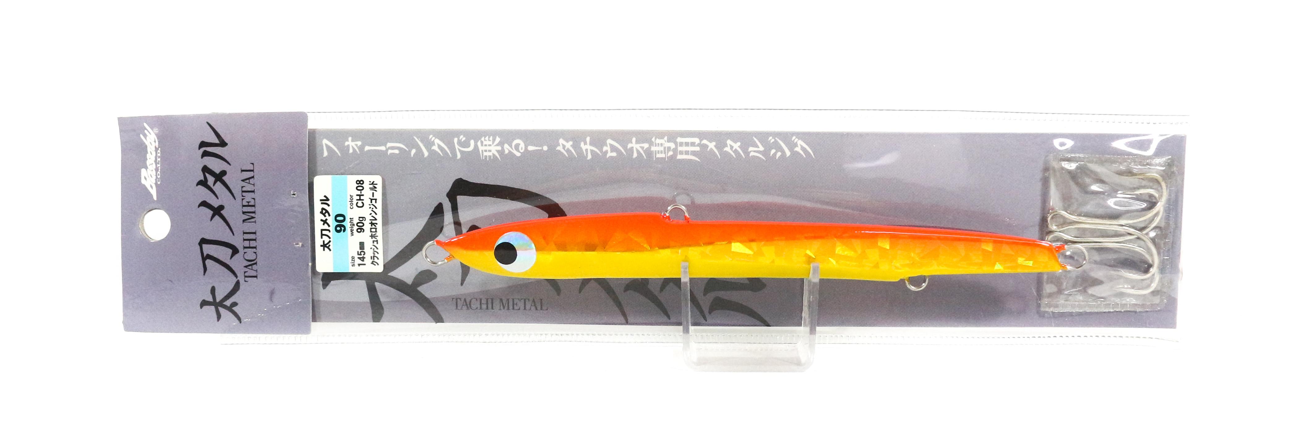 Sale Bassday Metal Jig Tachi Metal 90 grams CH-08 (2072)
