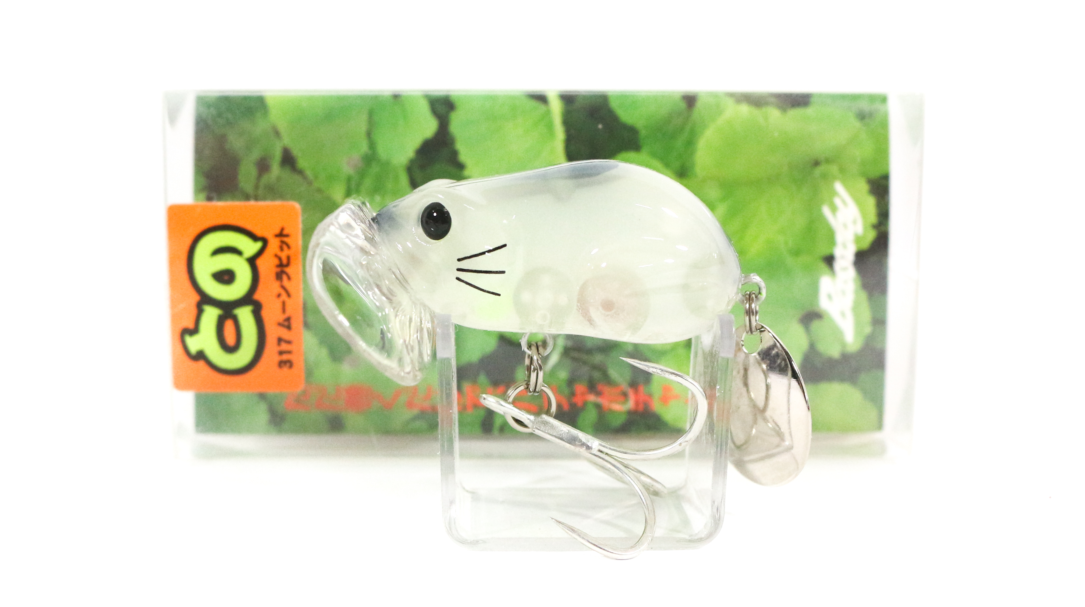 Bassday Tono Frog Floating Lure 10 grams 317 (4186)